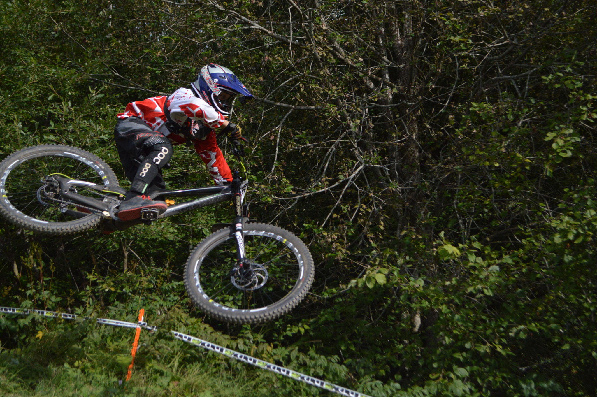 Downhill Schönried 2016