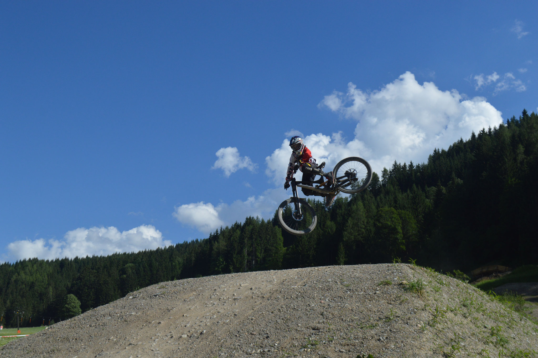 Training Leogang 2016