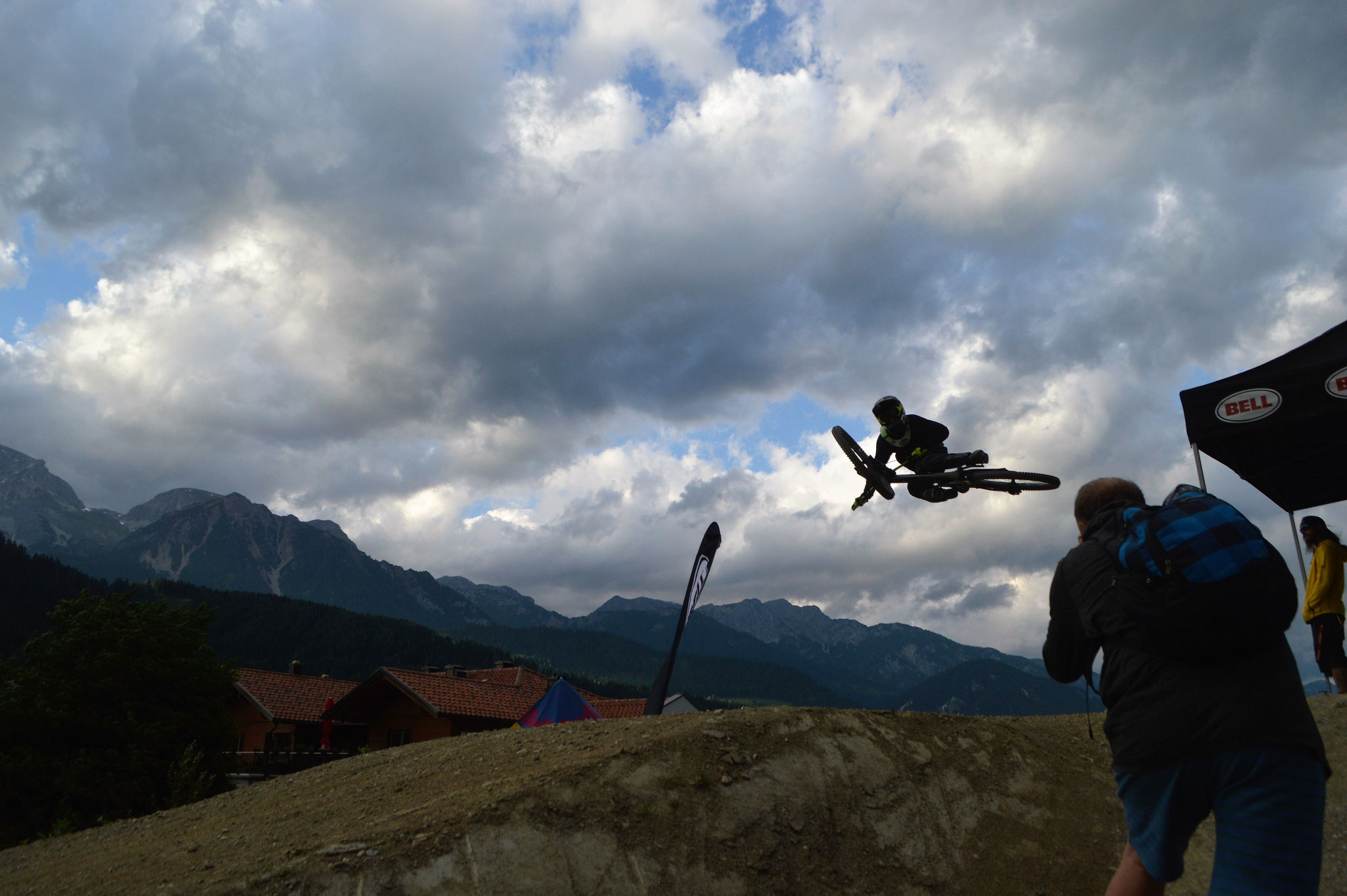 Whip-off Schladming 3. Platz