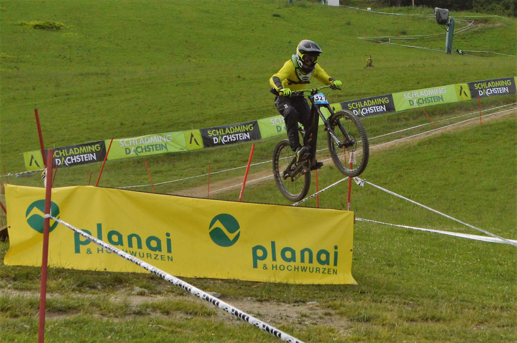 IXS Downhill Cup U17 3.Platz (Schladming)