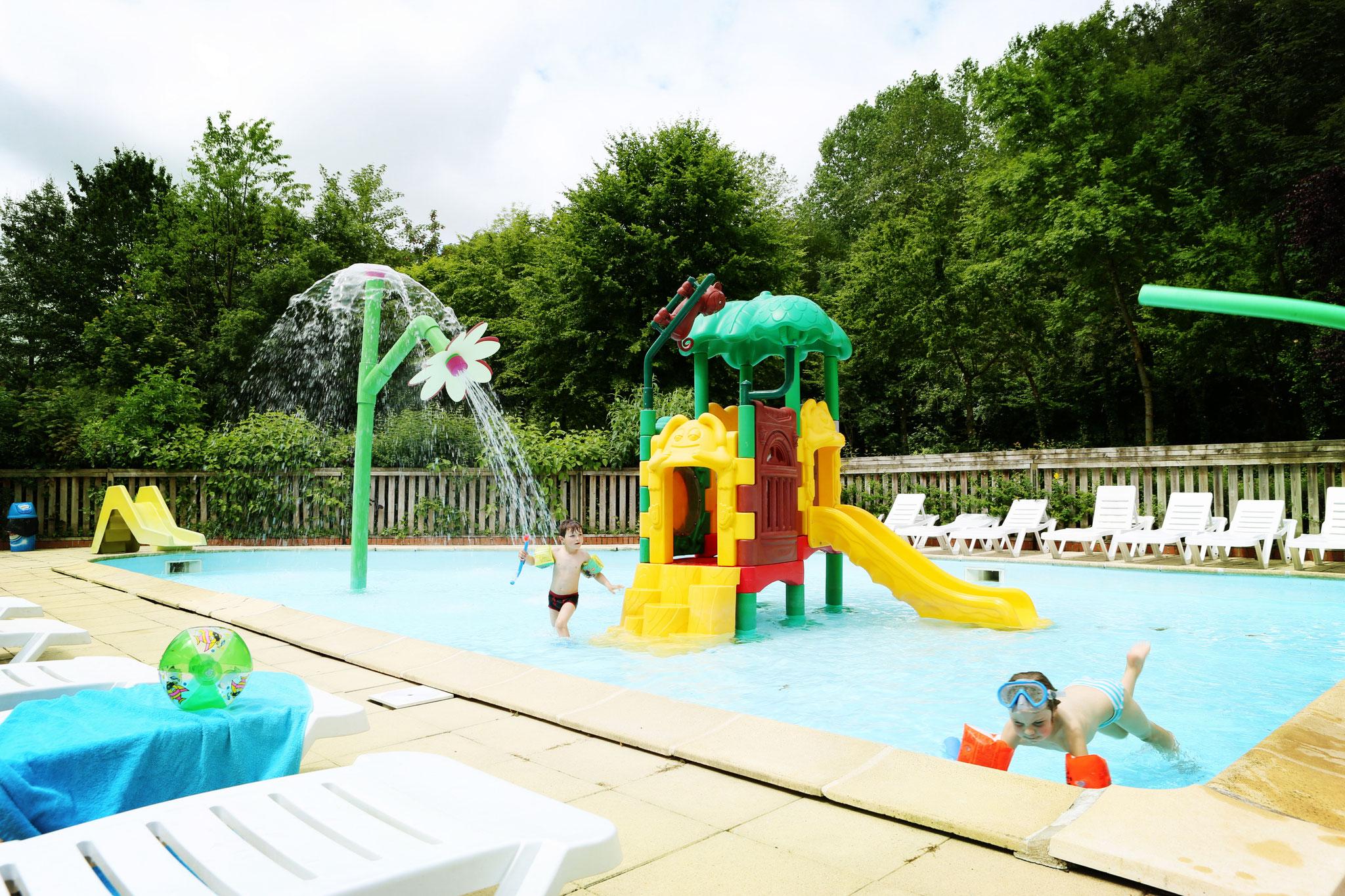 Profiter vos vacances dans le camping avec parc aquatique en Baie de Somme