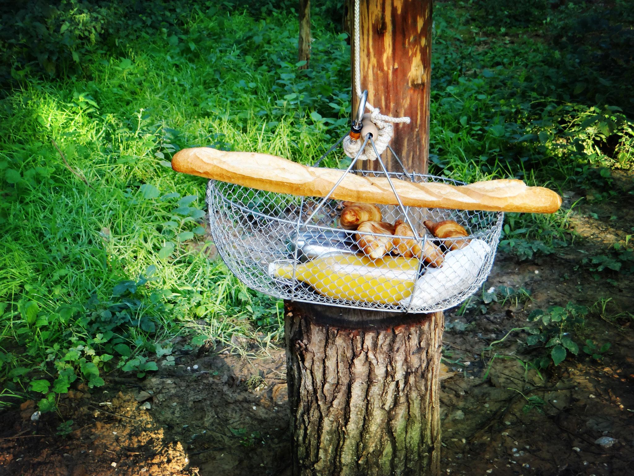 Profiter vos vacances dans la nature avec petit-déjeuner en Baie de Somme