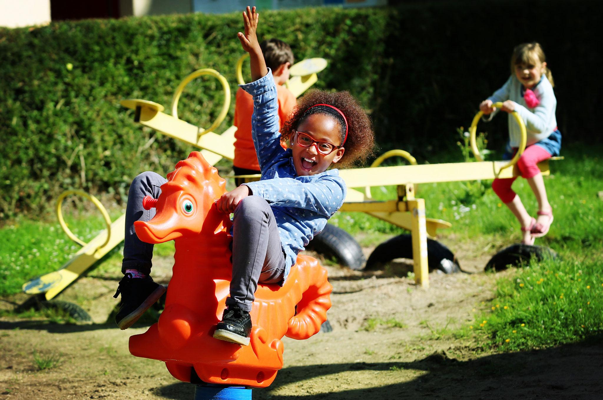 S'amuser avec les enfants pendant votre séjour dans le camping en Baie de Somme
