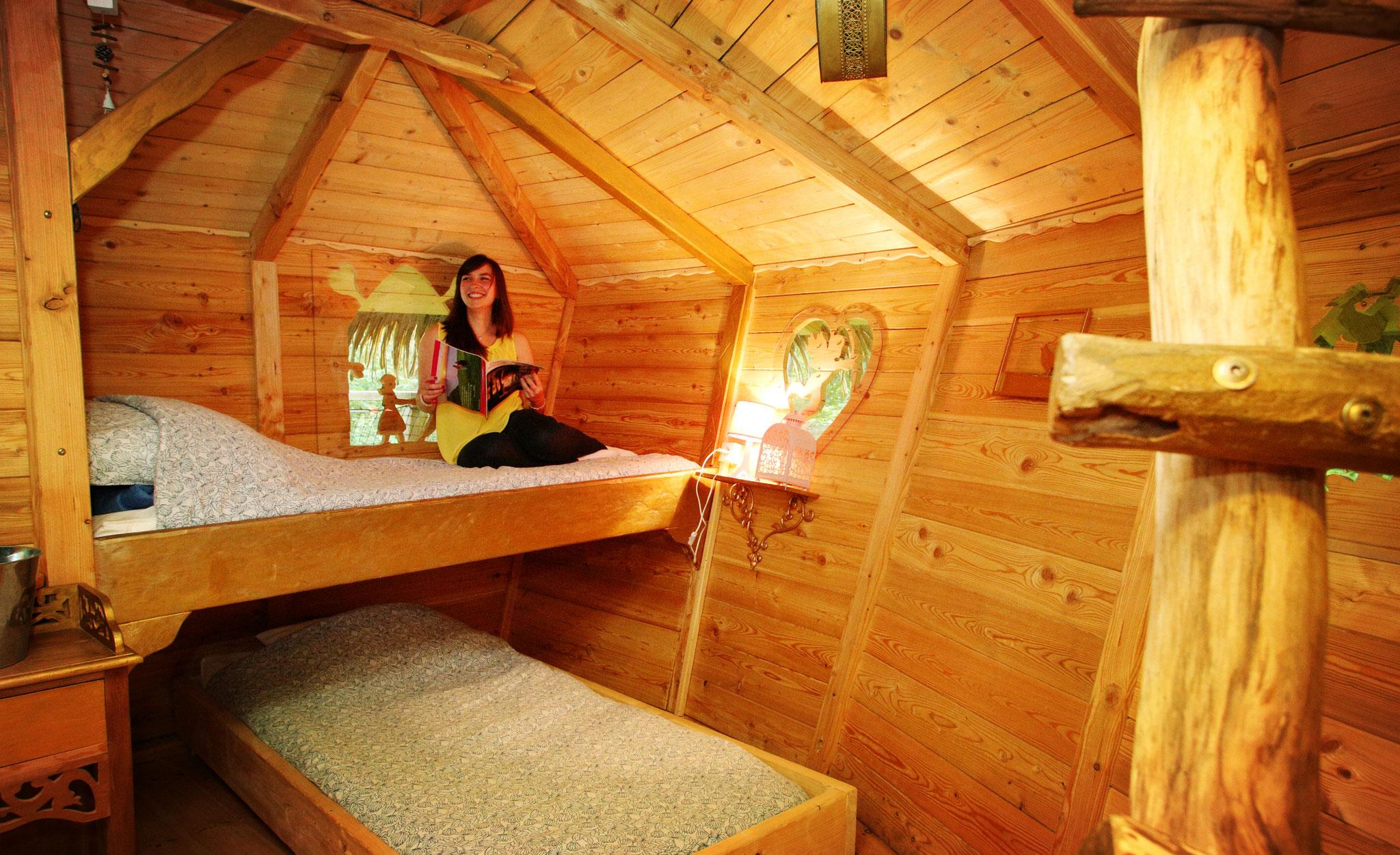 Louer un séjour insolite dans une cabane familiale 4 personnes à Le Crotoy