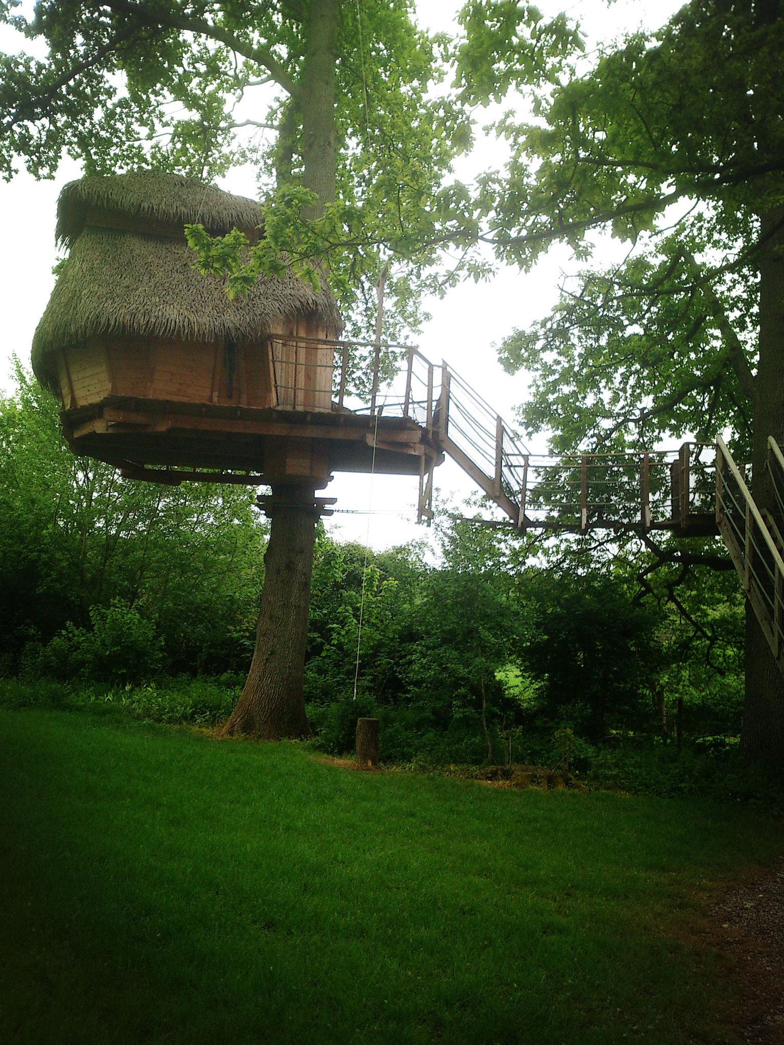 Réserver un séjour insolite dans la cabane familiale 5 personnes en Baie de Somme