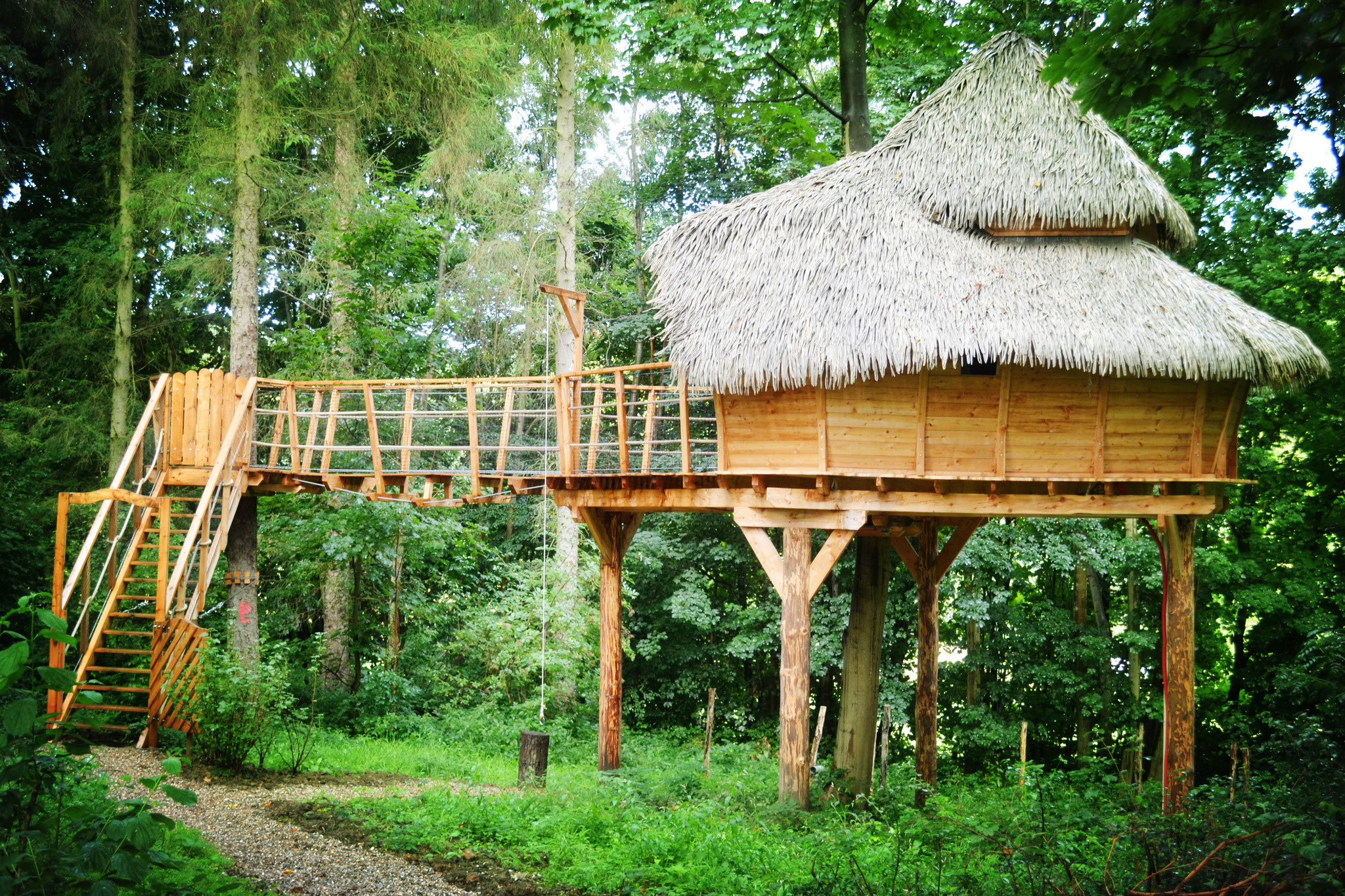 Réserver un séjour insolite dans une cabane romantique avec sauna à Le Crotoy
