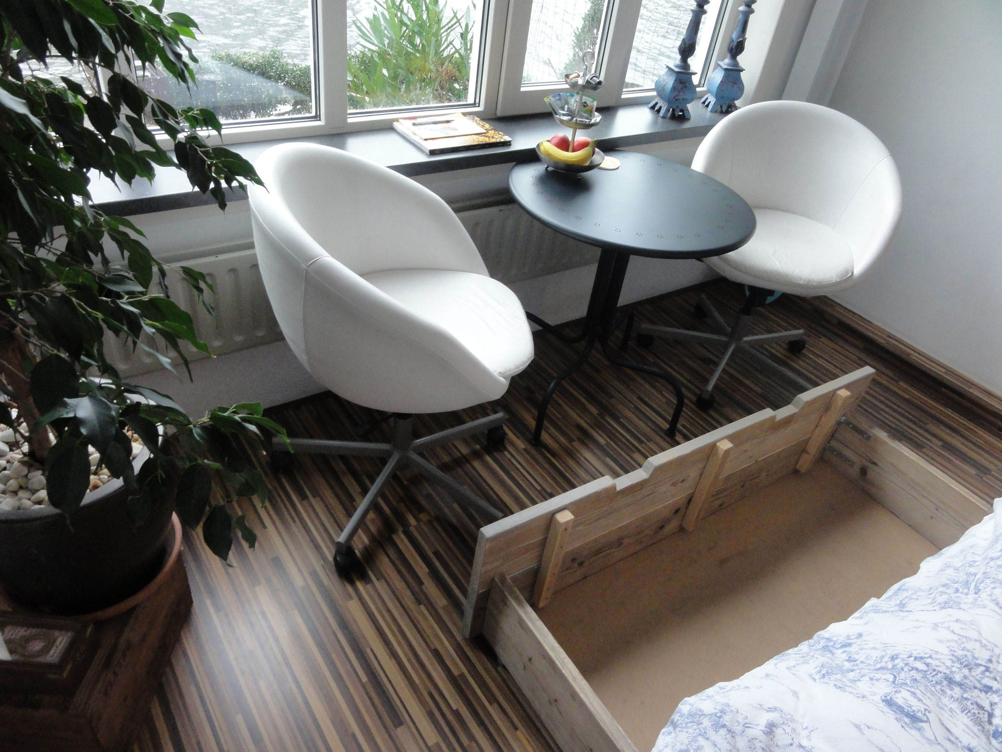 Bed en Breakfast Amsterdam West - Bergruimte