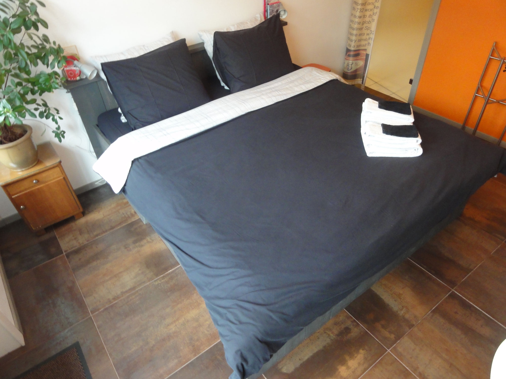 Bed and Breakfast Amsterdam West - Chambre 1
