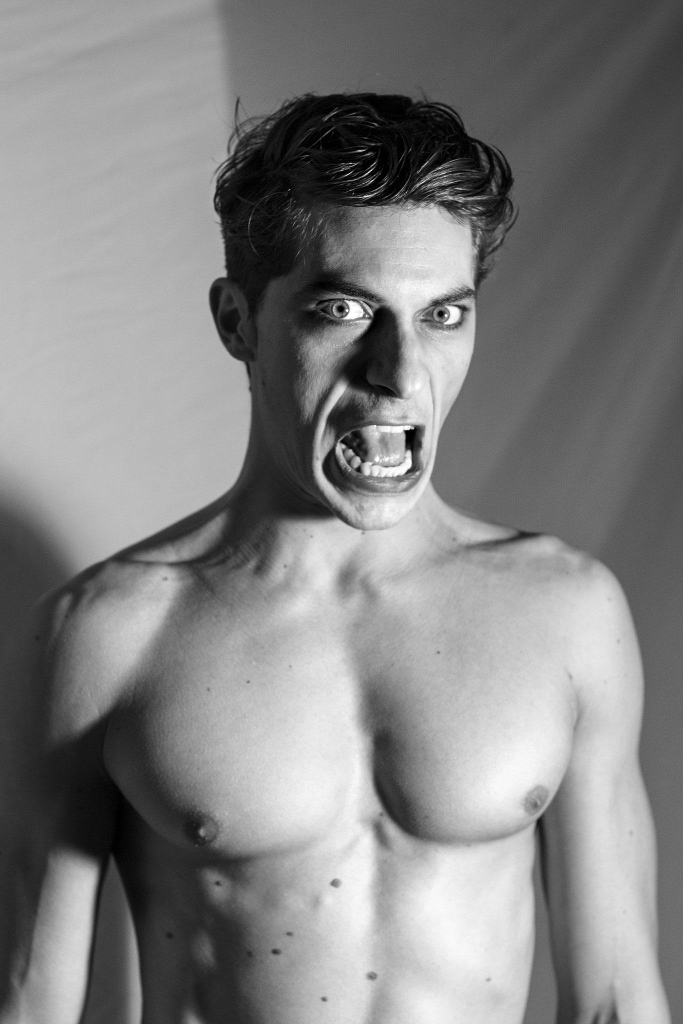 Marco - il volto della pazzia