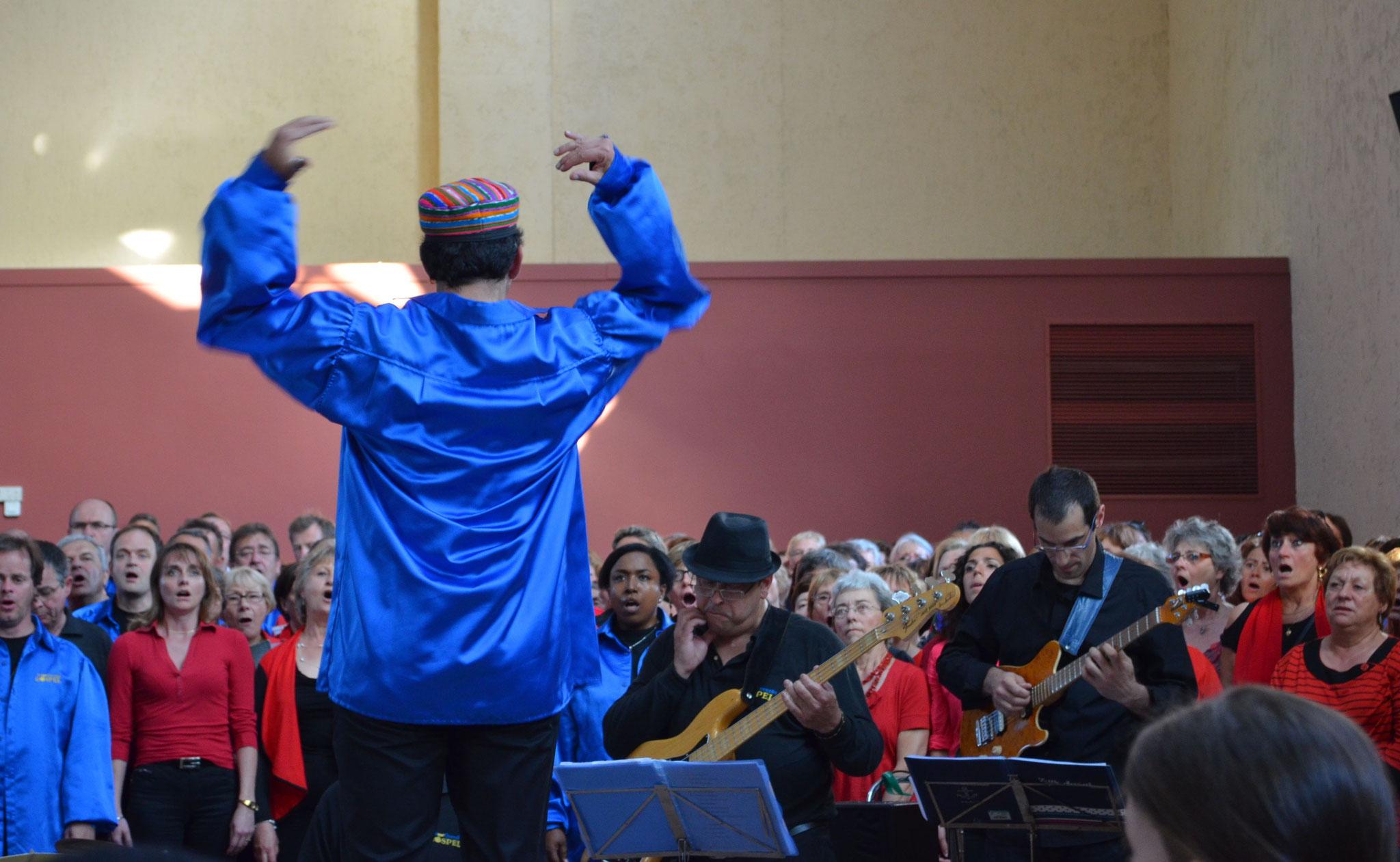 Festival des chorales 2014 à Guyancourt