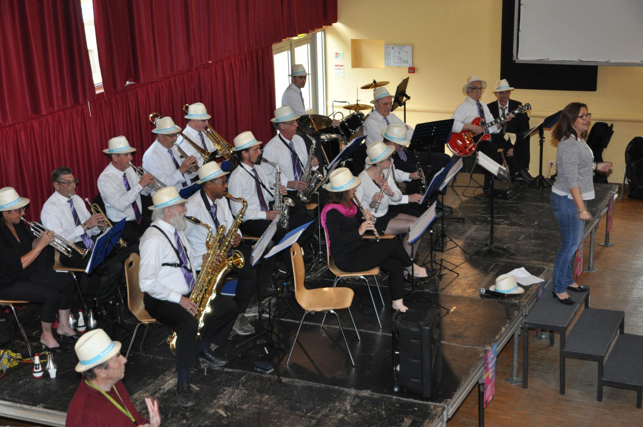 Festival des chorales 2019 à St Arnoult en Yvelines