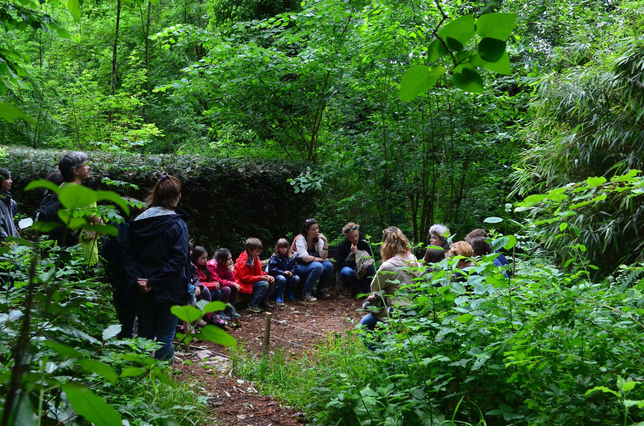Jardin écologique - Forêt urbaine