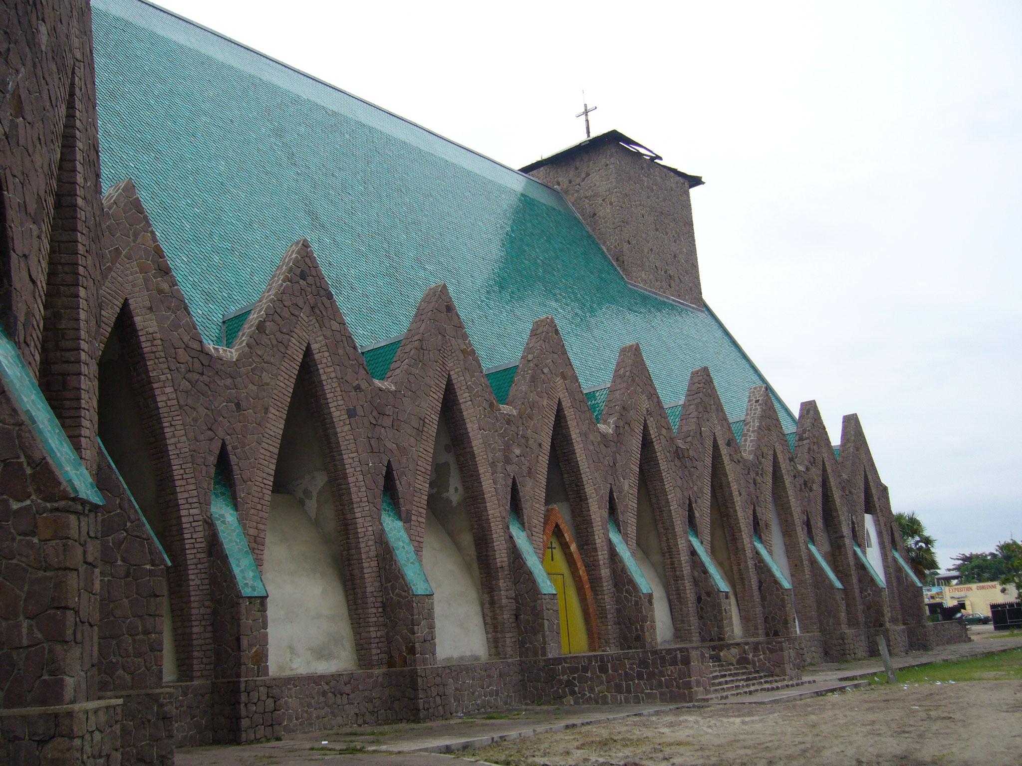 Cathédrale de Brazzaville