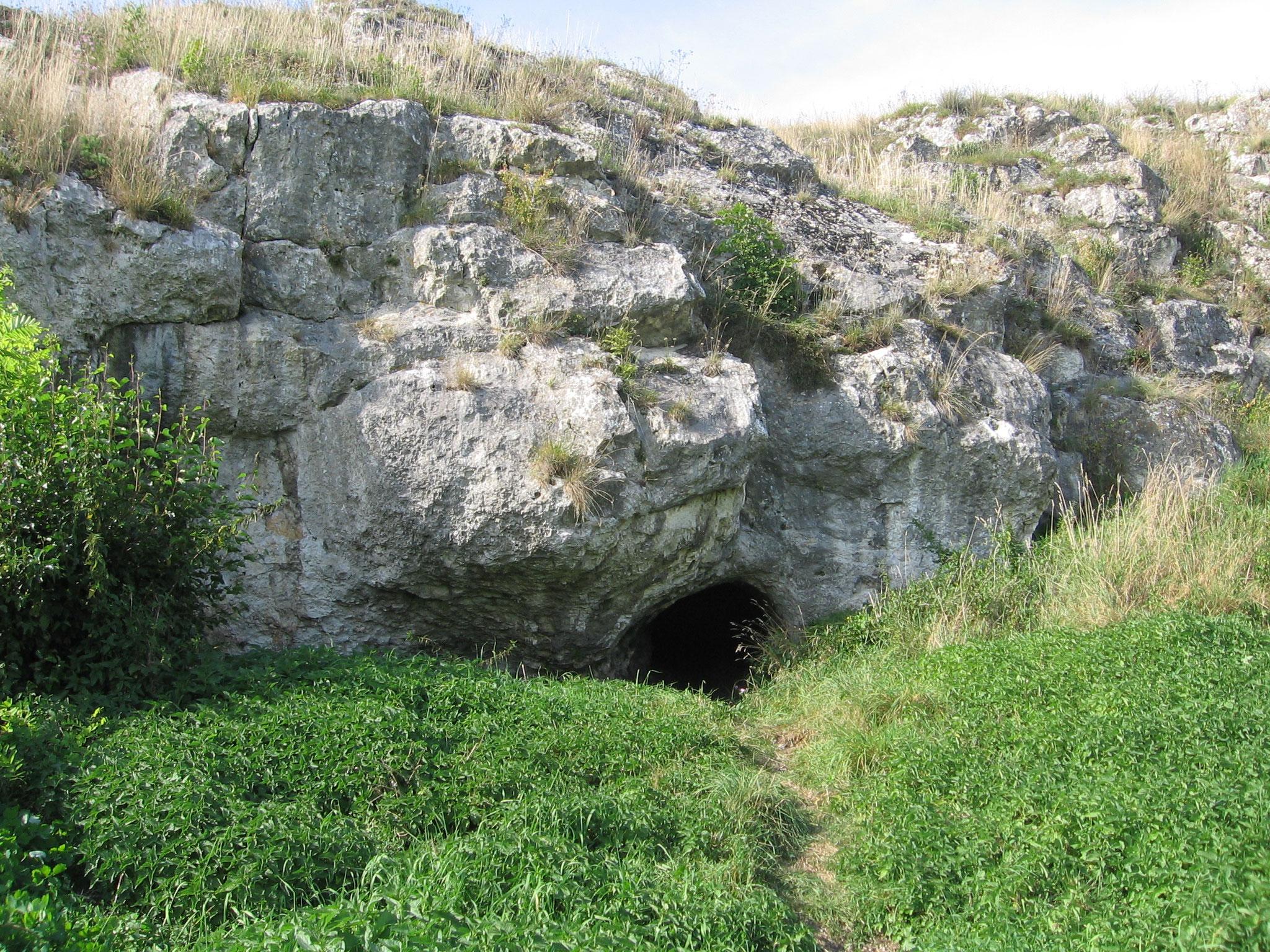 Eingang zur Hexenküche