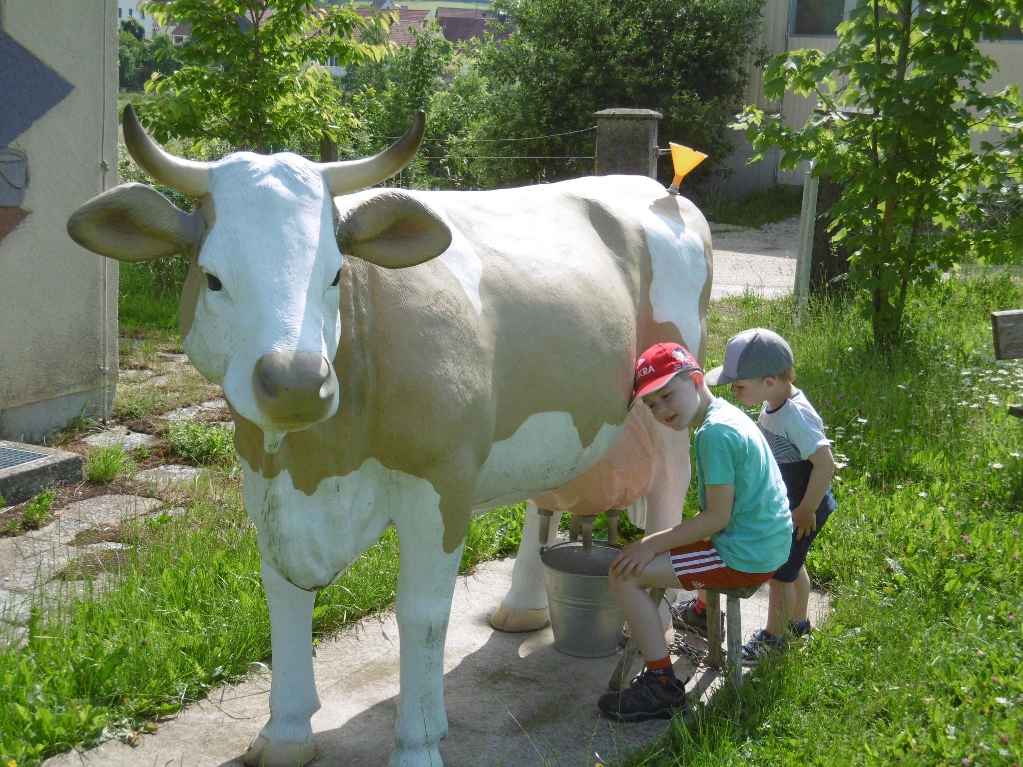 Landwirtschaftlicher Lehrpfad