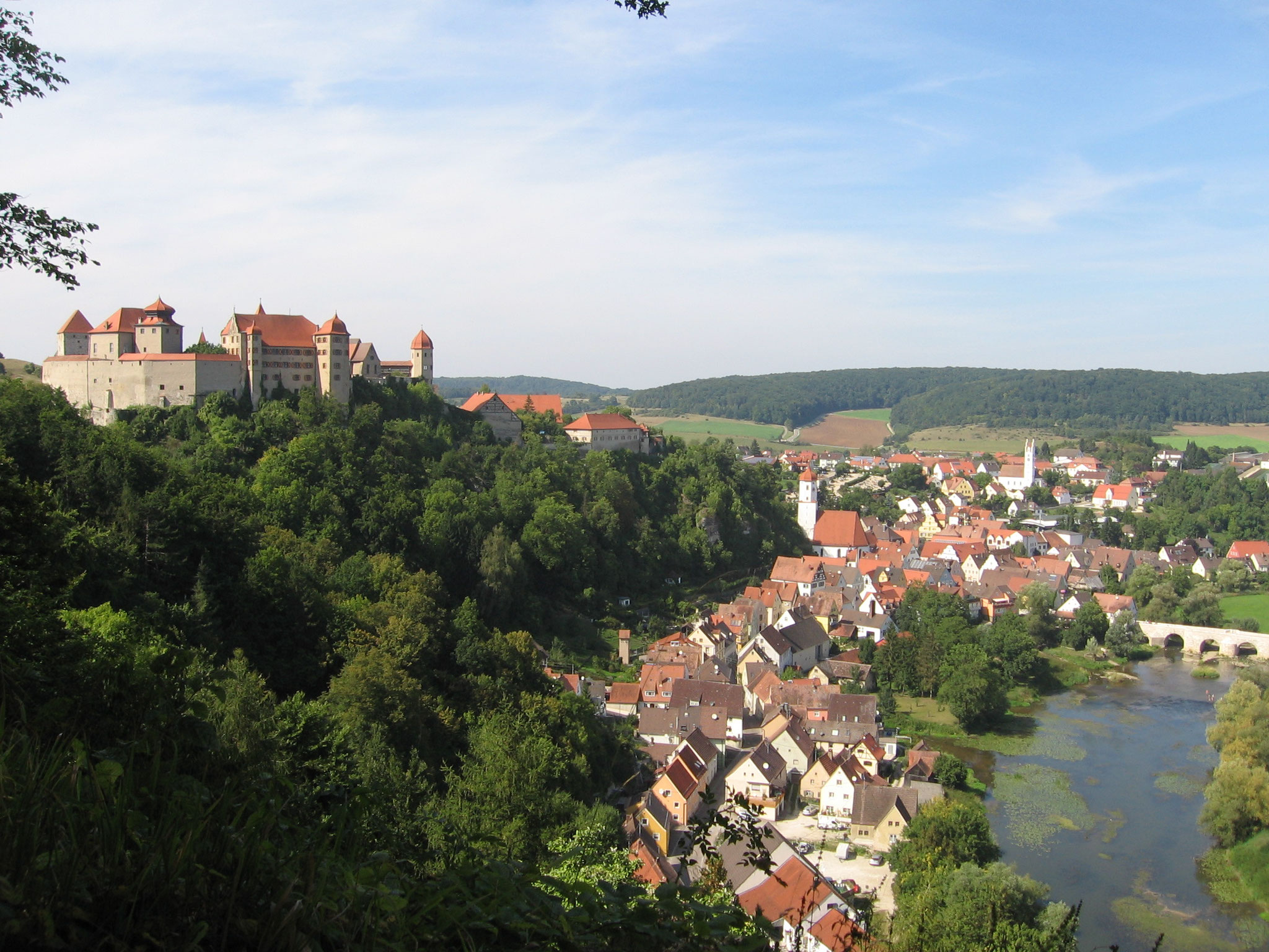Schloß Harburg