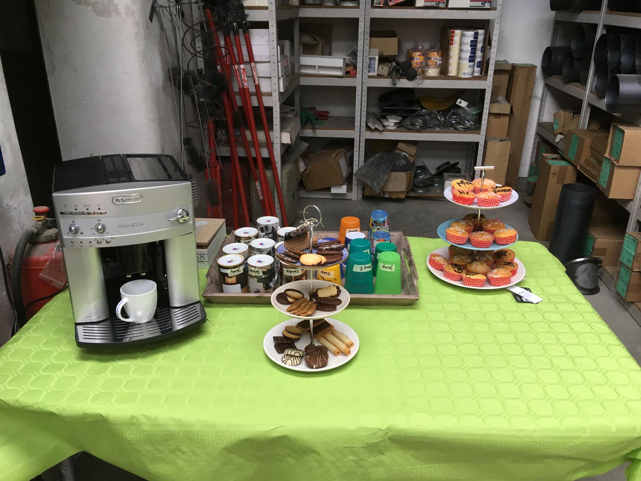 4.5.2019 Kaffeetafel