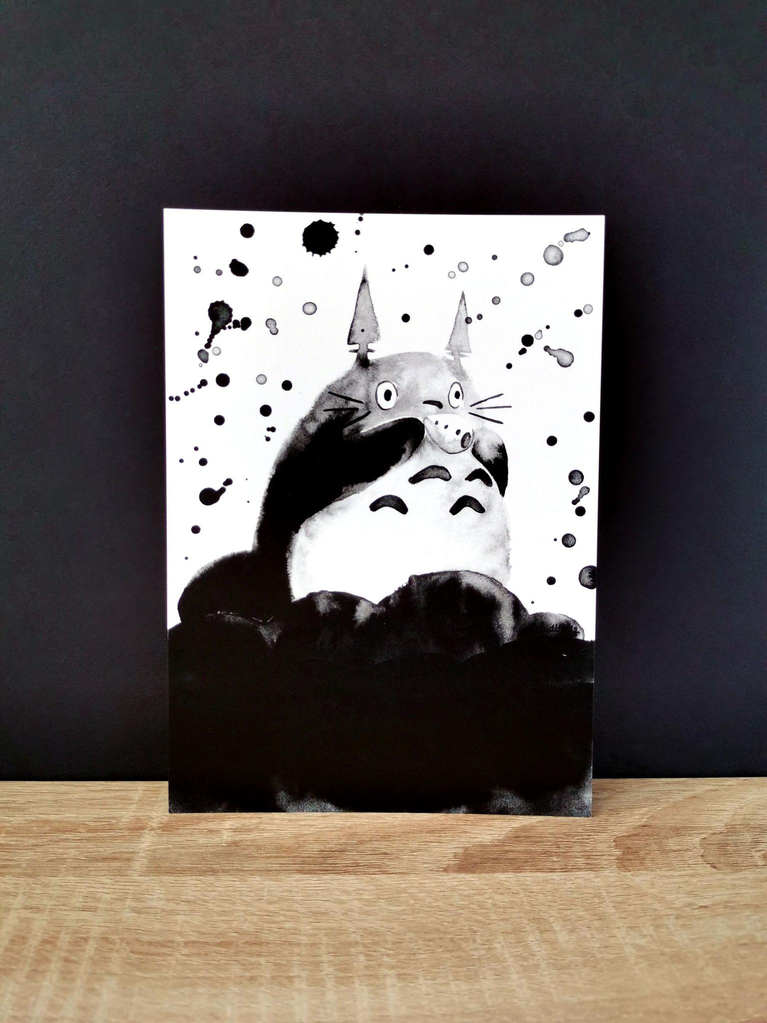 Totoro musicien