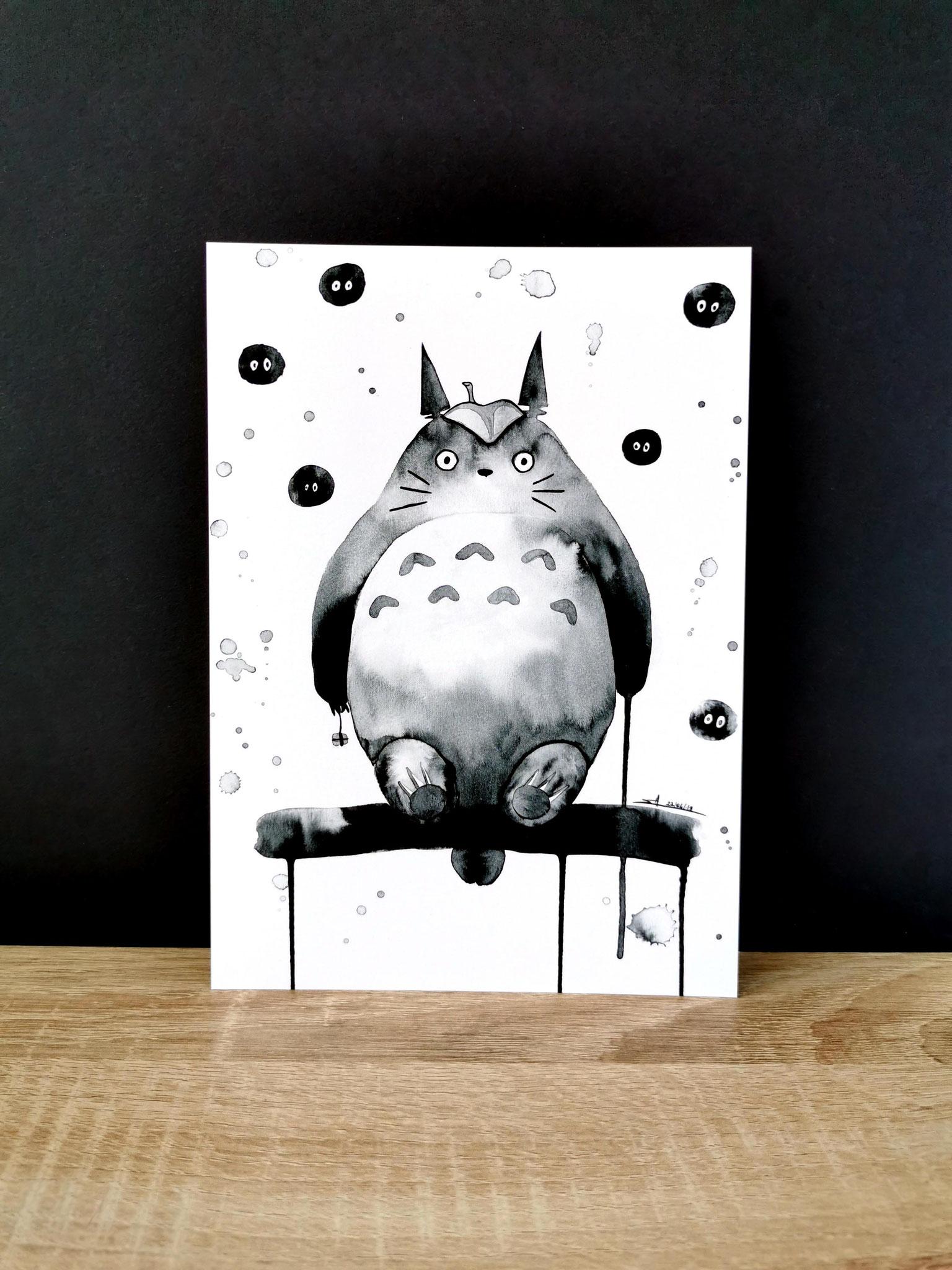 Totoro zen