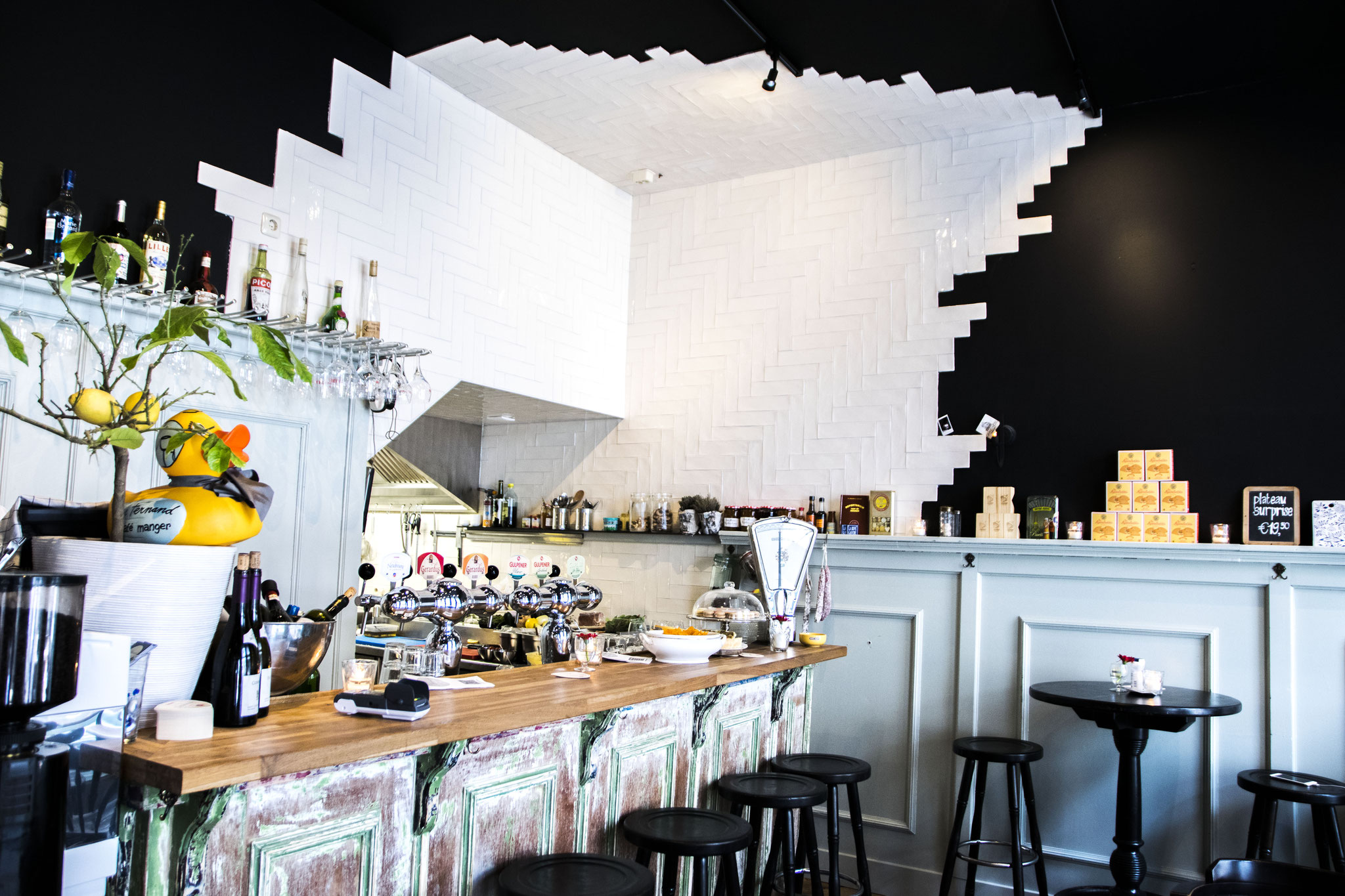 Le Fernand Café Manger - Maastricht - Fotografie