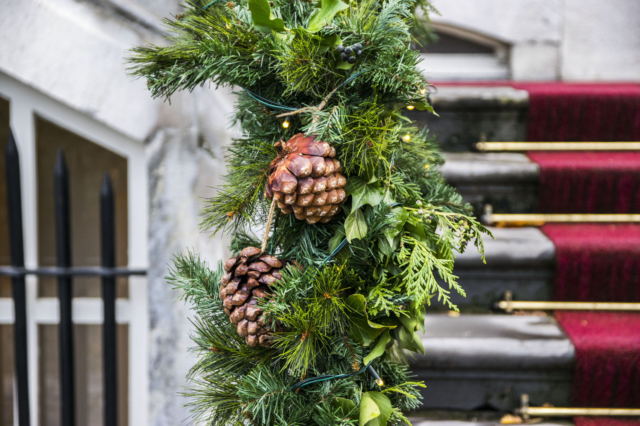 Kasteel Bloemendal - Fotografie - Kerst Fotoshoot - 2017