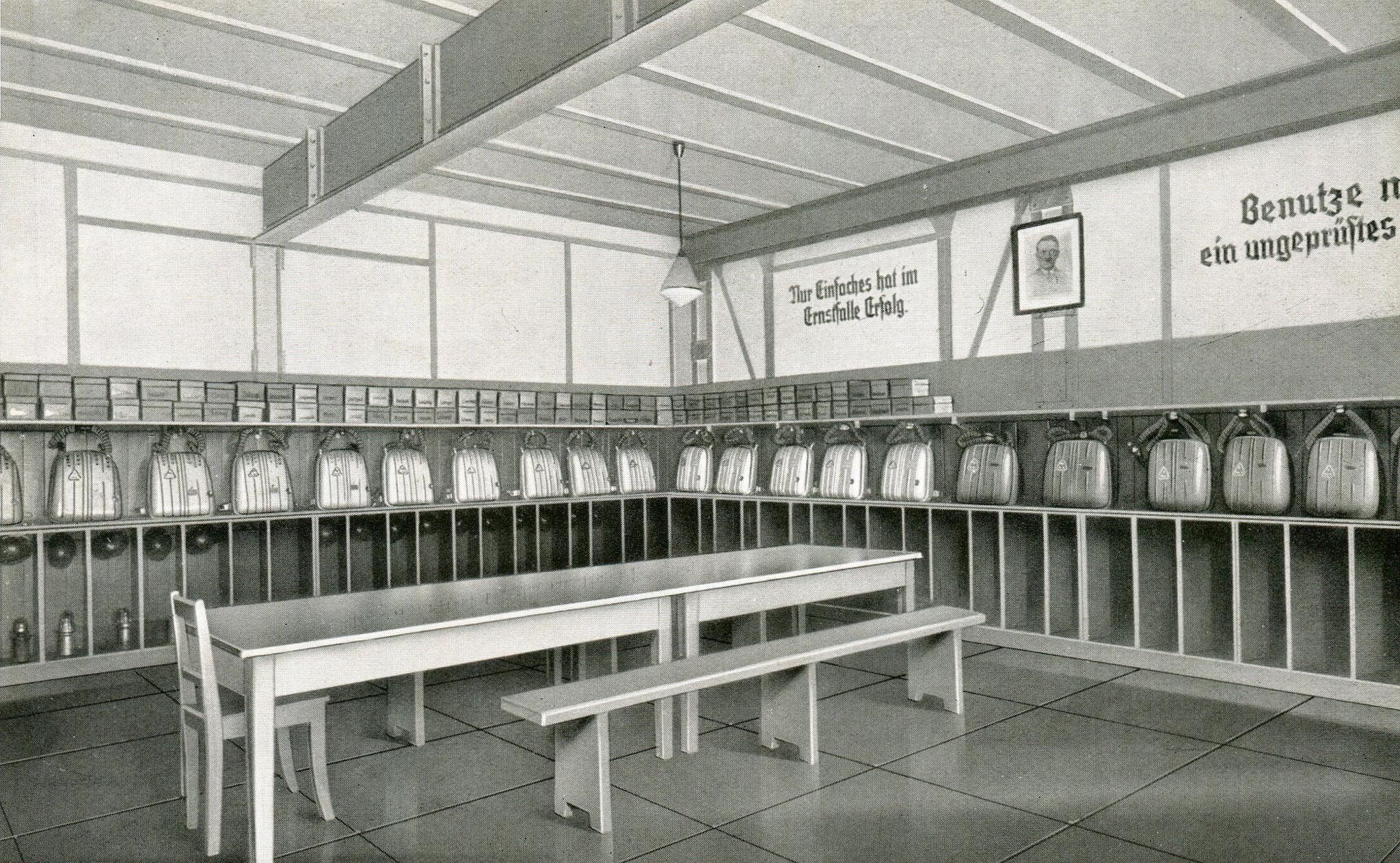 Steinkohlenbergwerk Ver. Karsten-Centrum Grube in Beuthen  1938