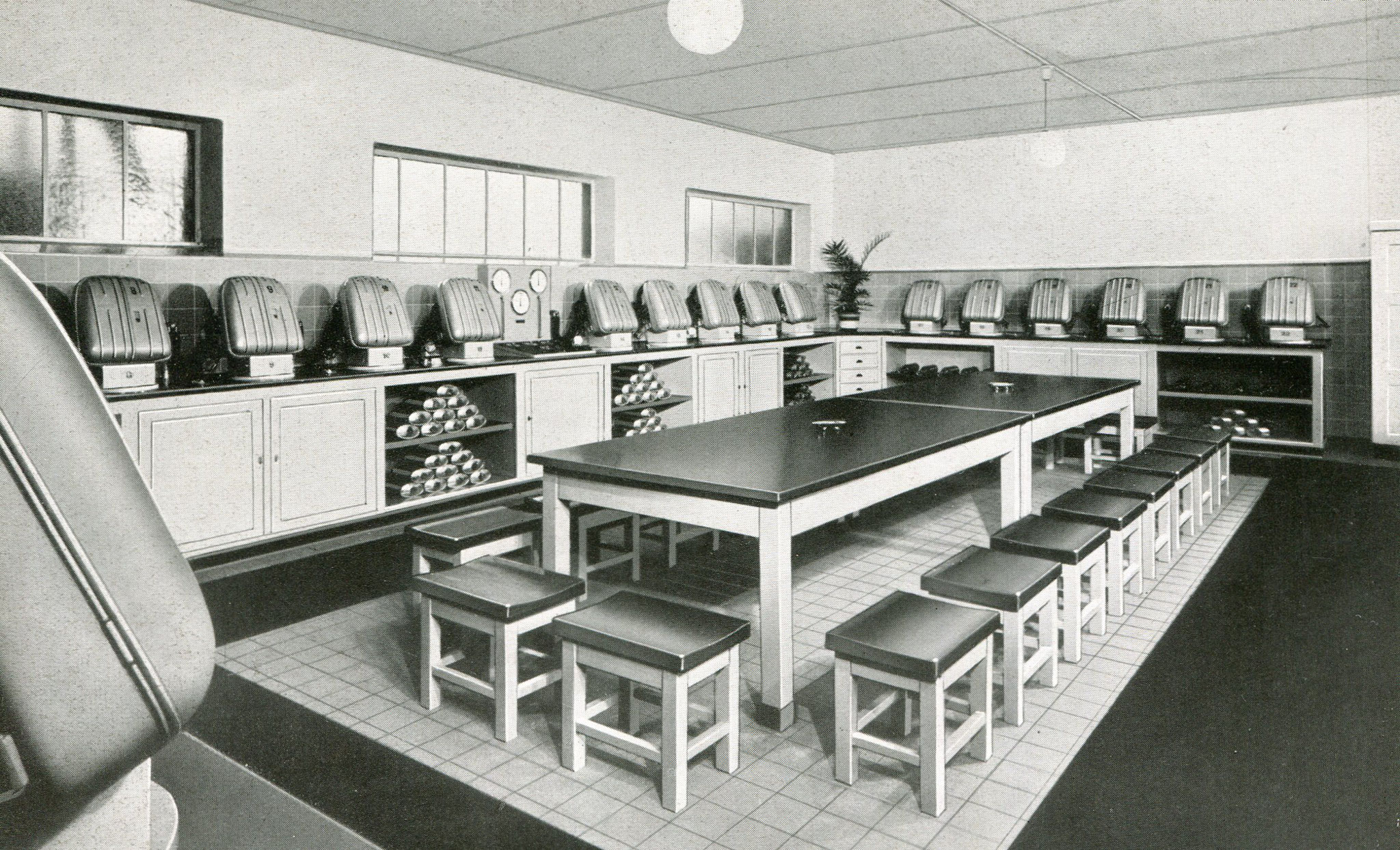 Grubenrettungsstelle Hannover-Hannibal in Bochum  1936