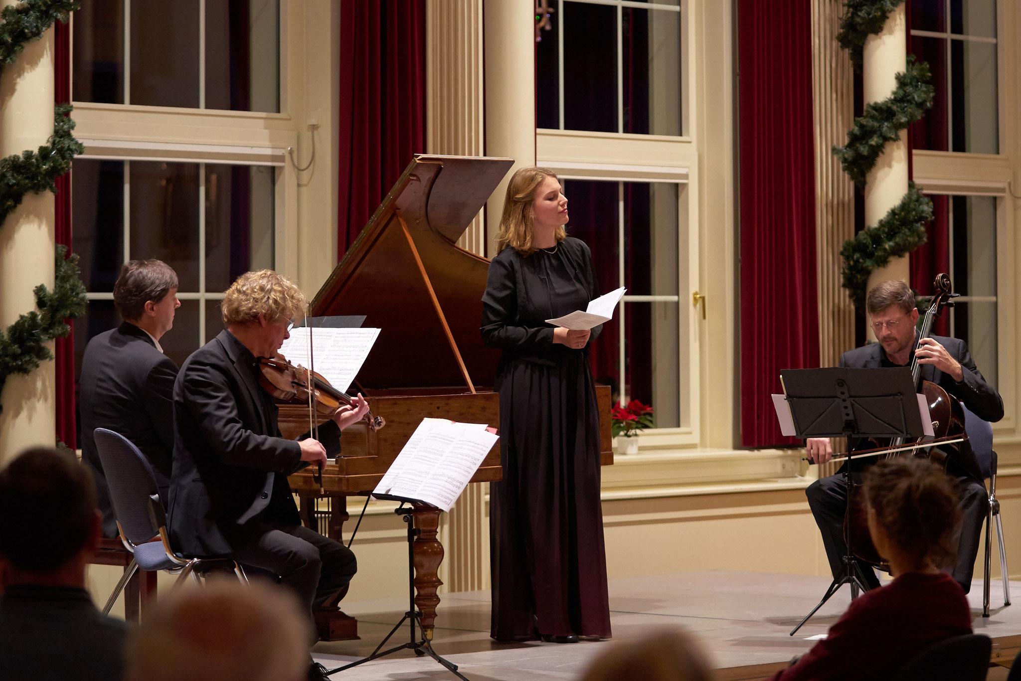 Beethoven-Plus im Kurhaus Schömberg