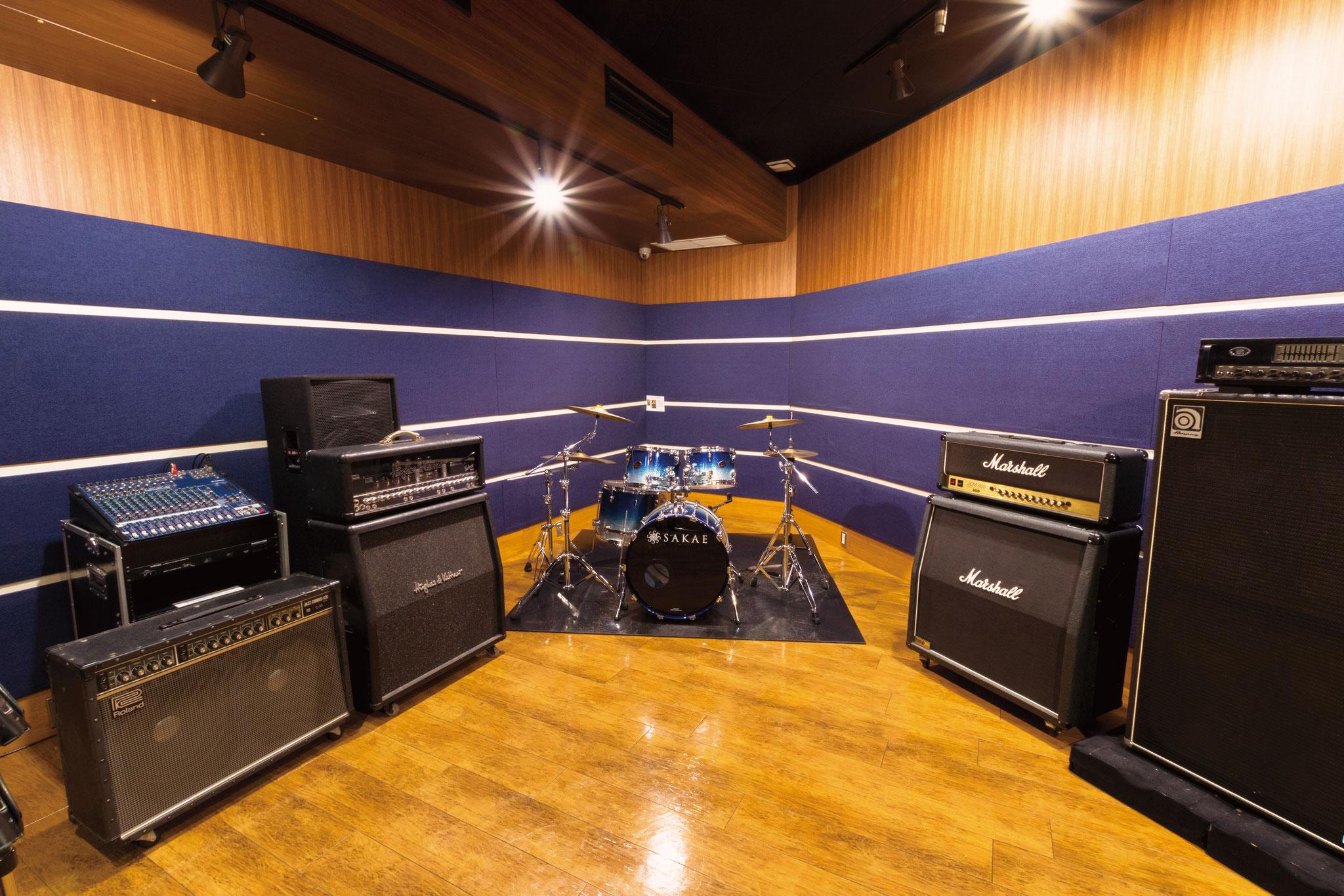 音楽スタジオ 福岡