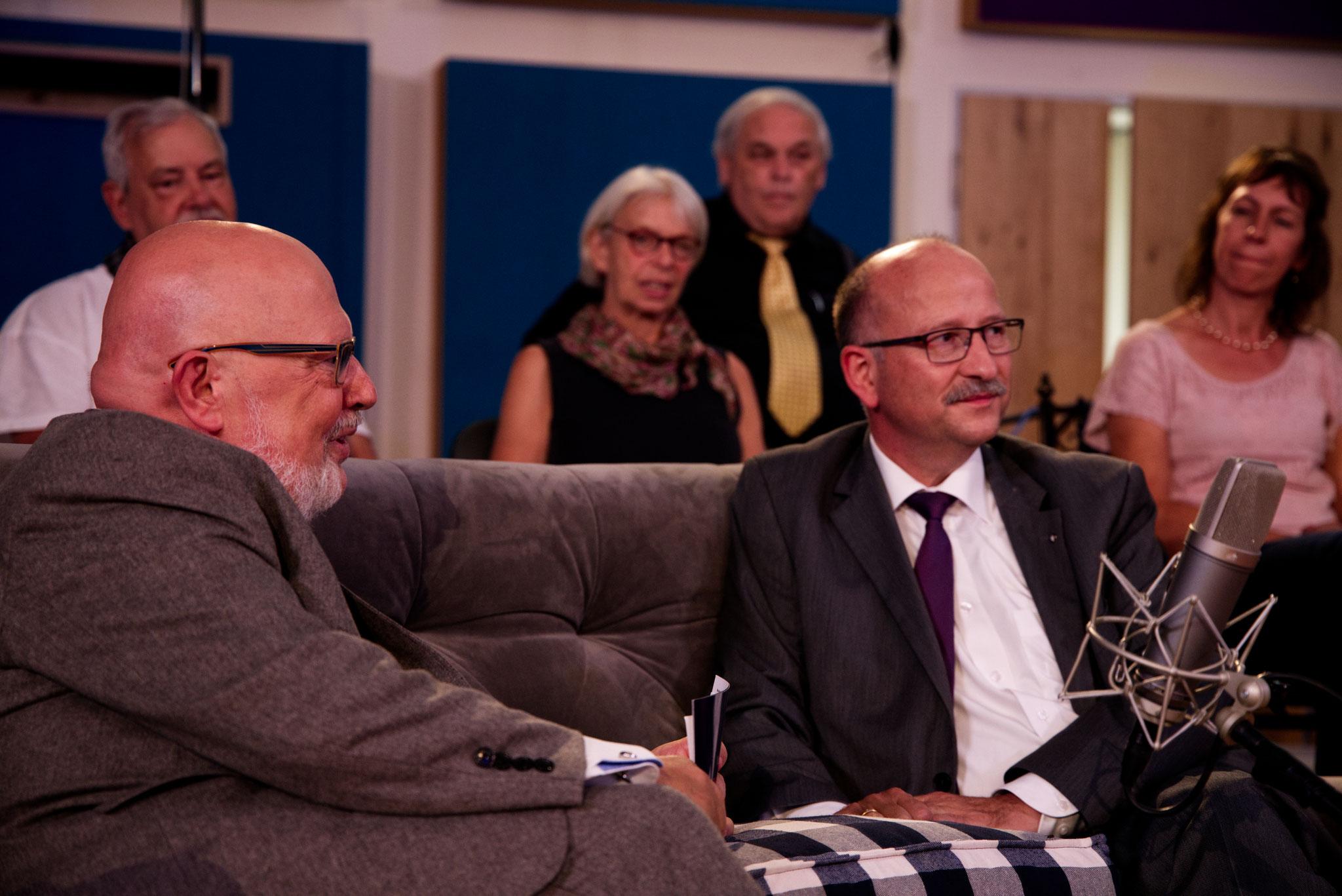 Interview mit Johannes Wendel, Chorsänger und Geschäftsführer des Intern. Gideonbundes in Deutschland e.V.