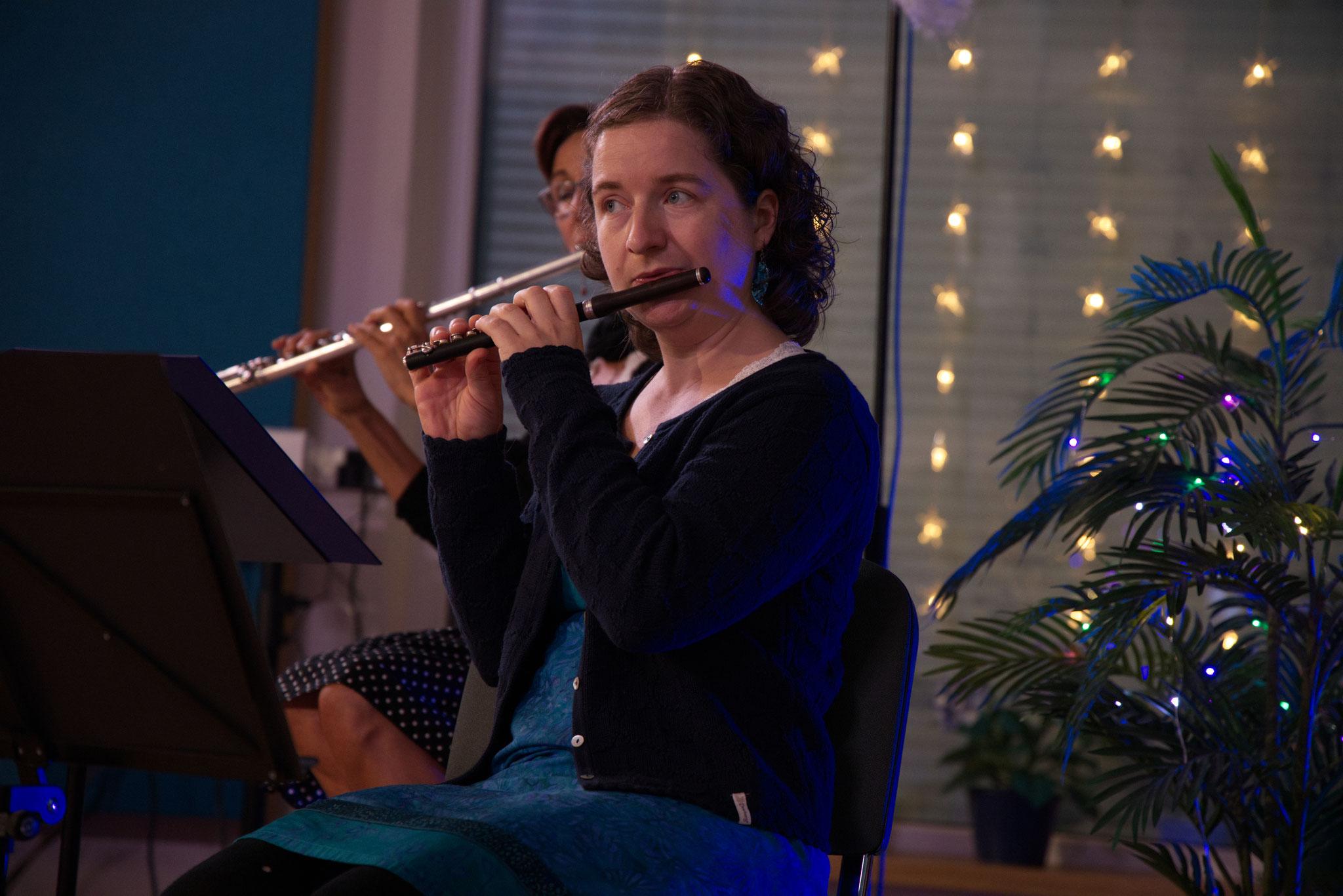 Debora Kohler, Flötistin