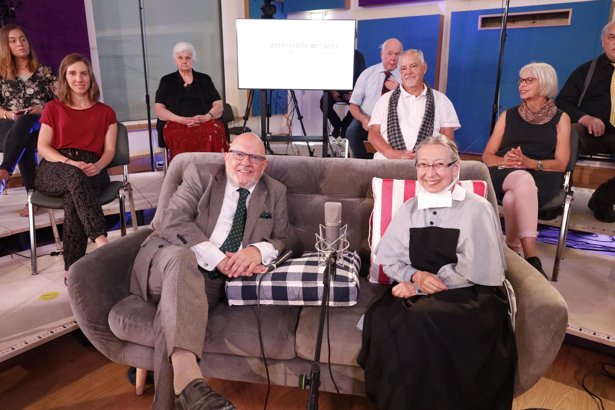 Interview mit Sr. Renate Thees von den Aidlingen Schwestern