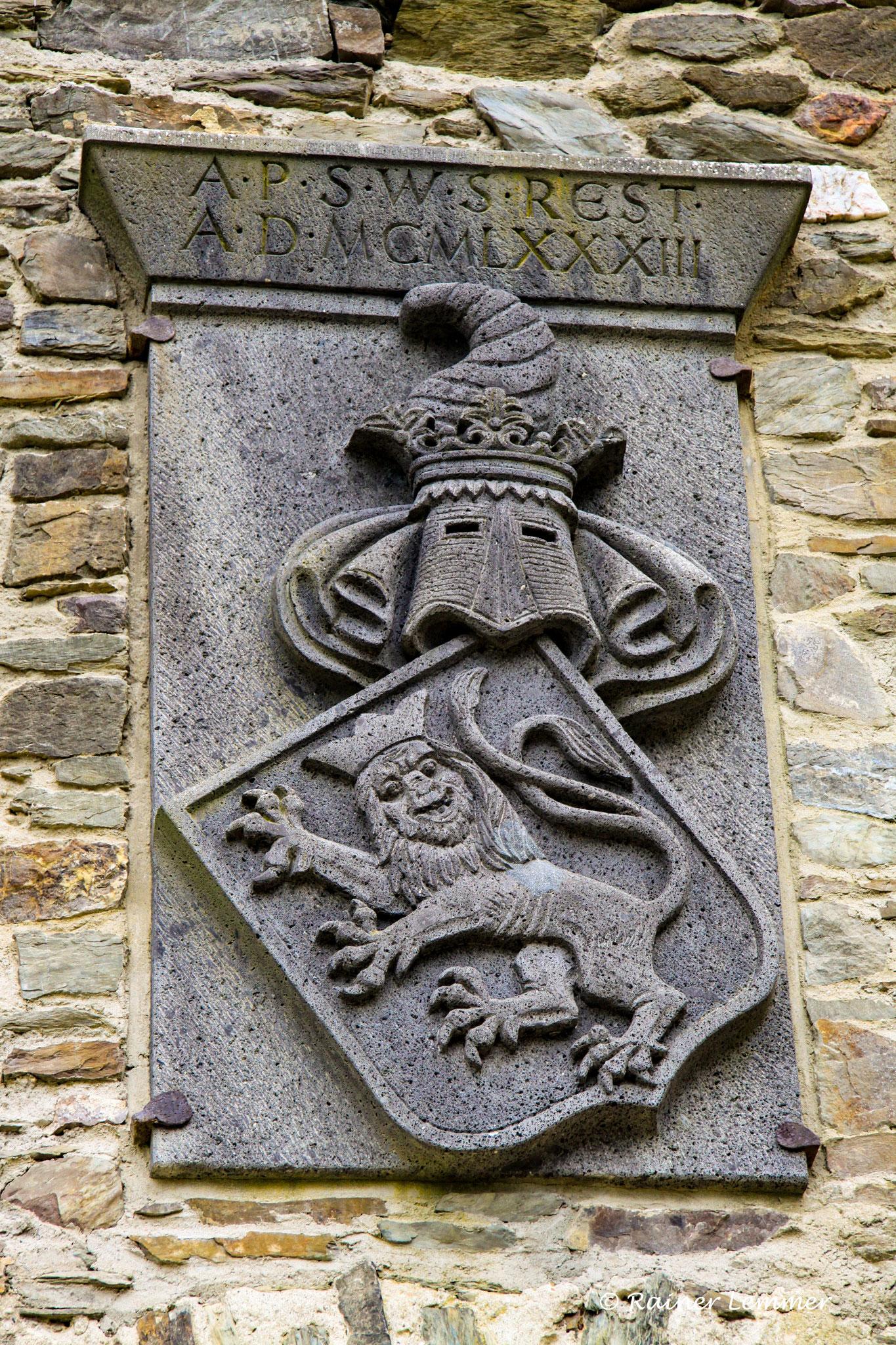 Wappen Burg Sayn