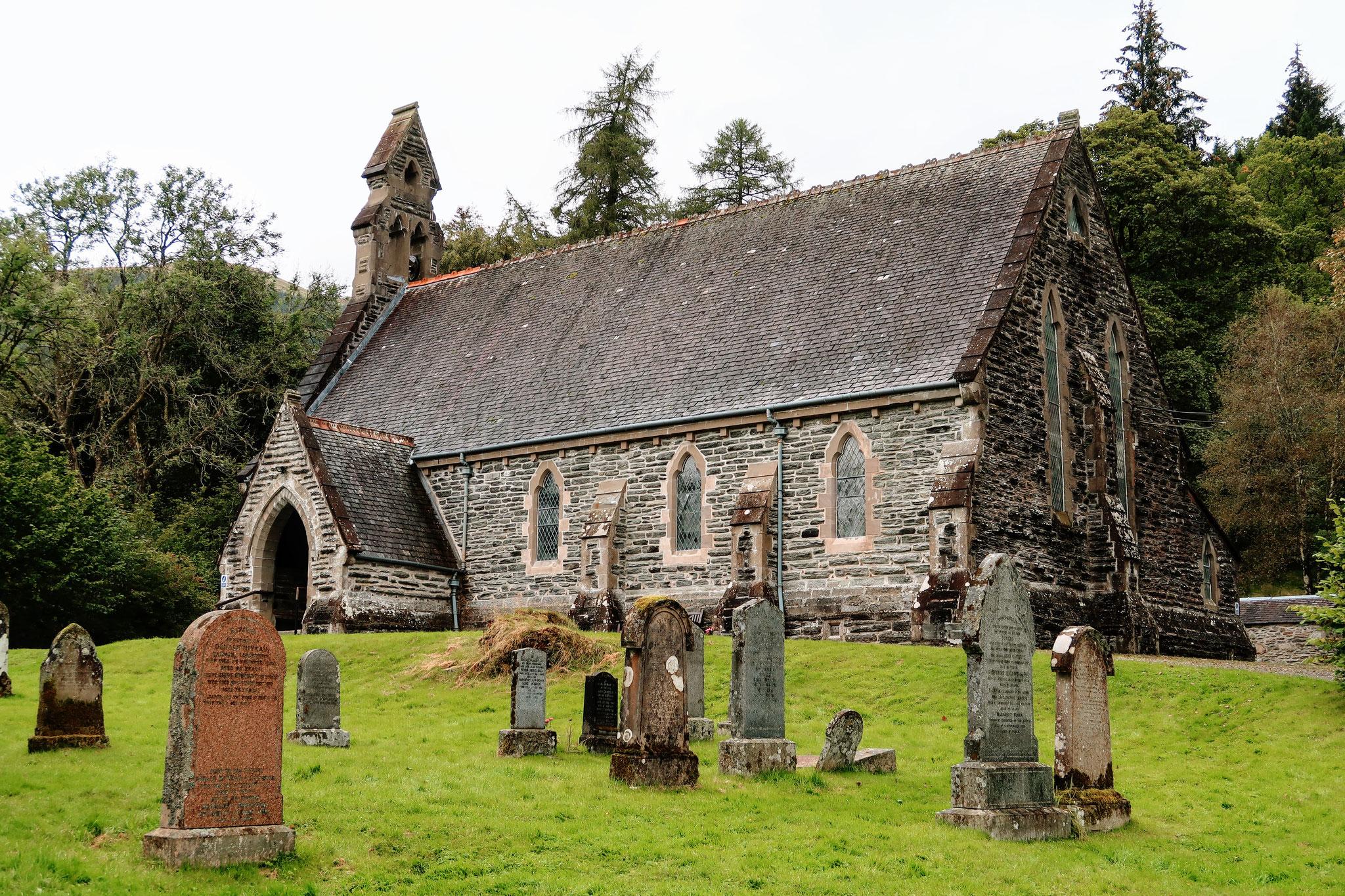 Baluhidder Parish Church