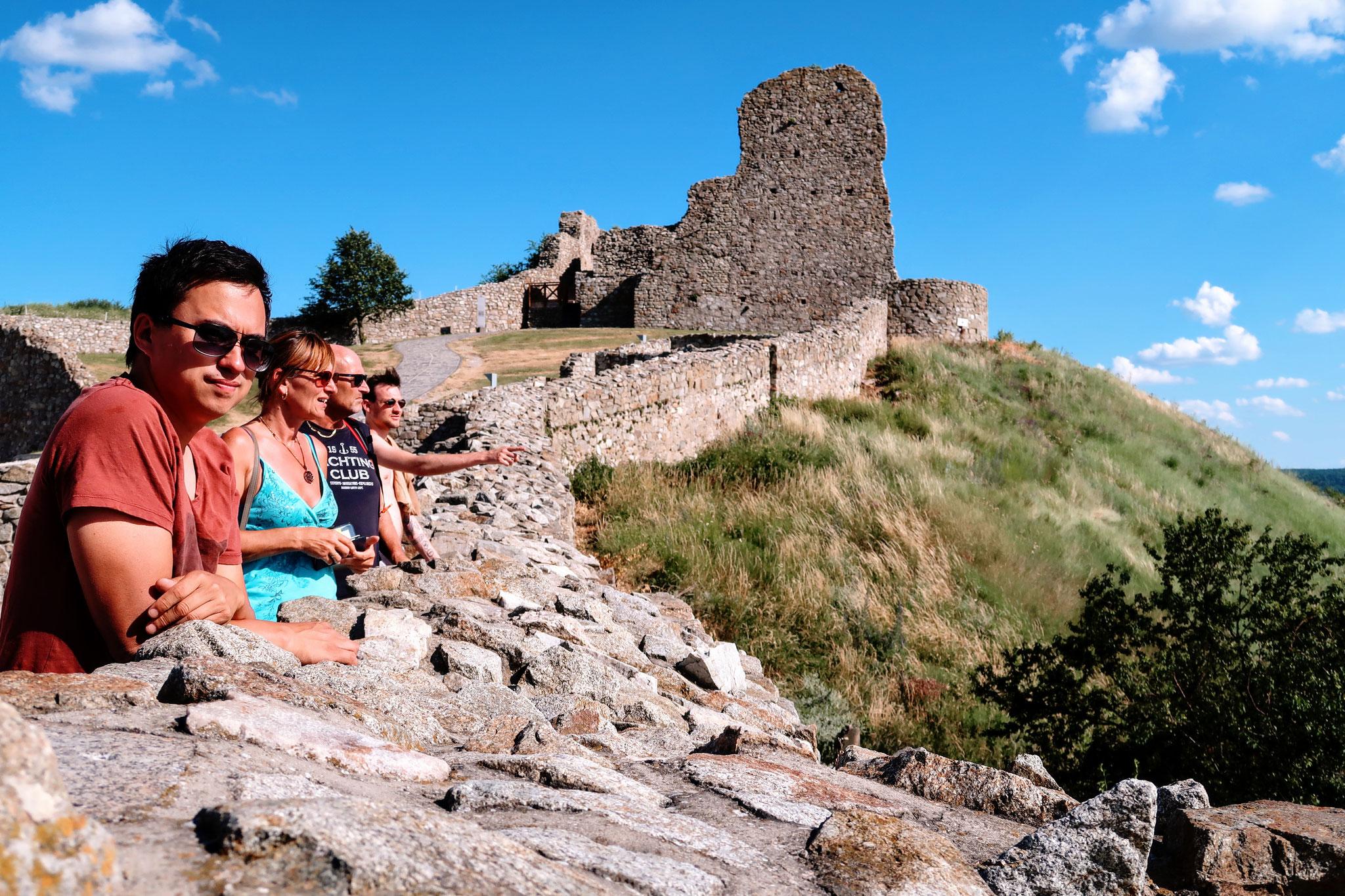 Burg Theben - Hrad Devín