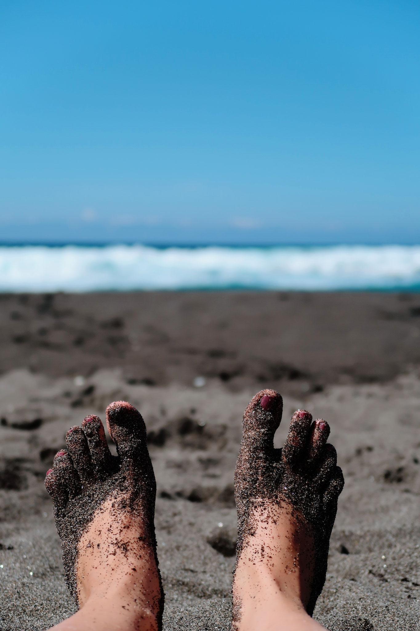 Praia de Santa Barbara - Sao Miguel