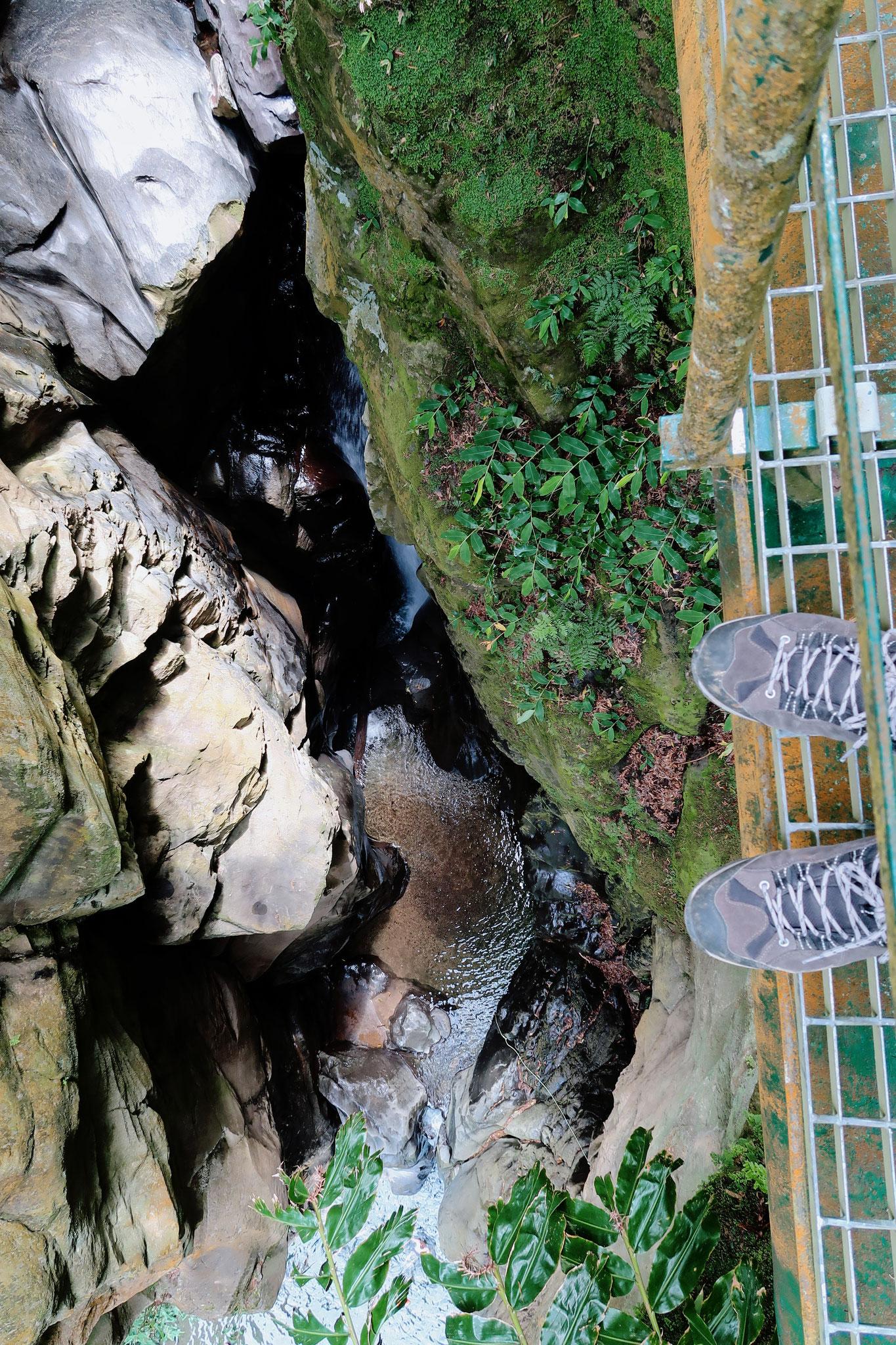 Wanderung Salto do Cabrito - Sao Miguel