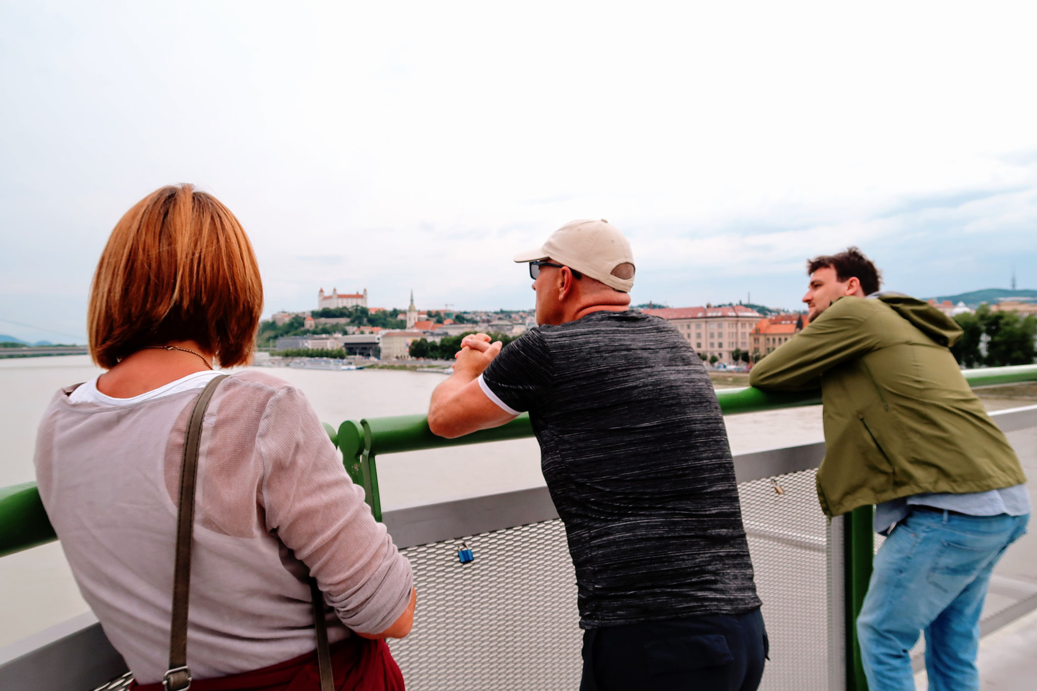 Alte Brücke Bratislava - Stary Most