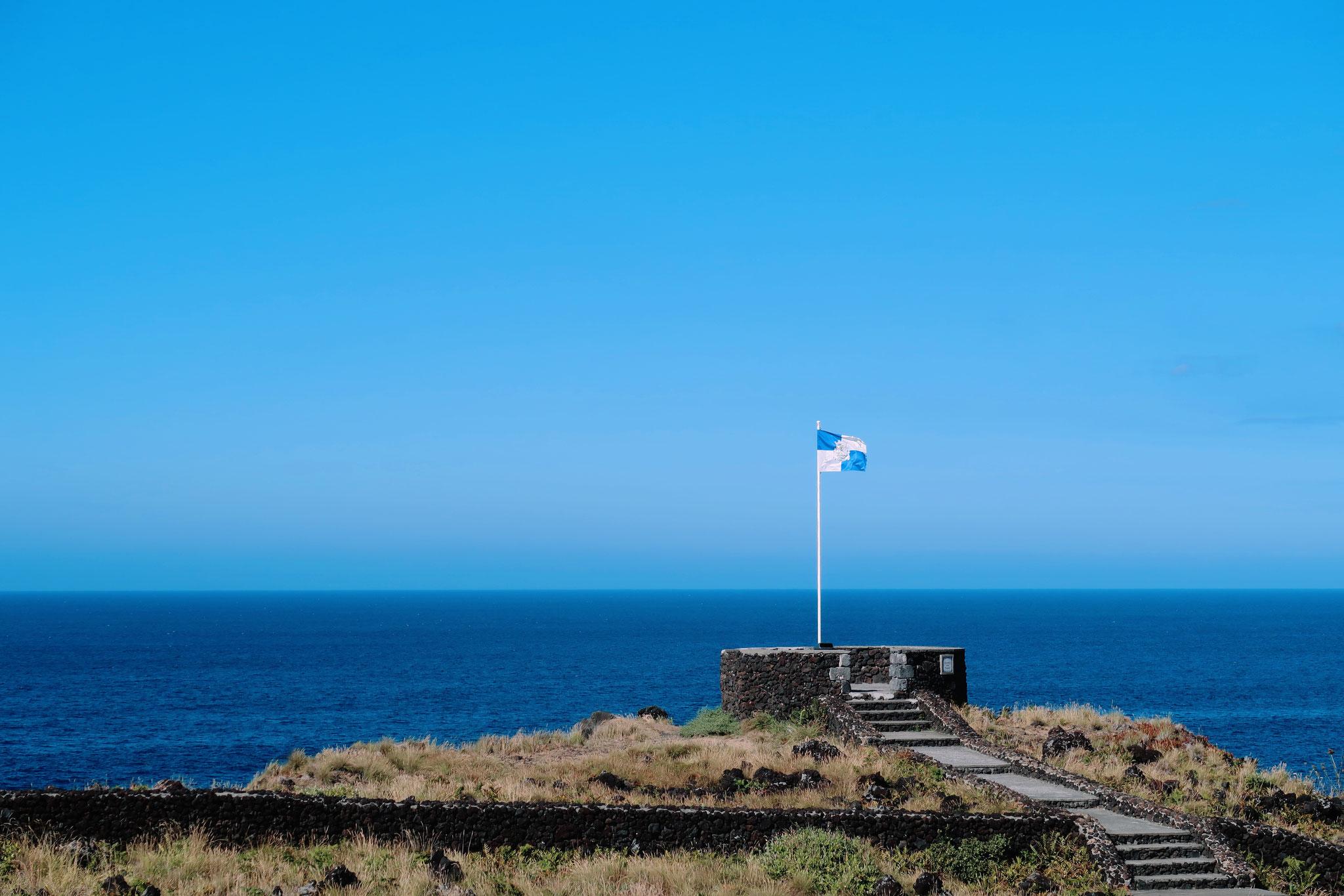 Walfängerausguck Capelas - Sao Miguel