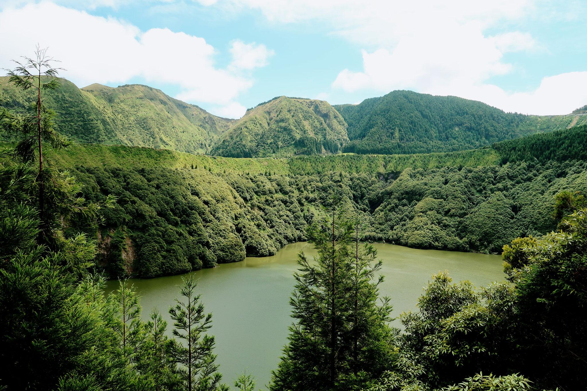 Lagoa de Santiago - Sao Miguel