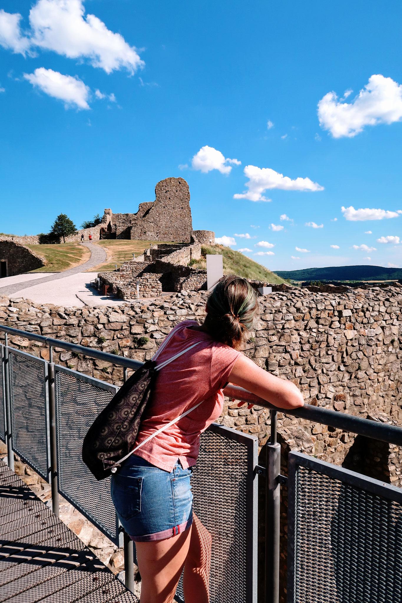 Burg von Theben - Hrad Devín