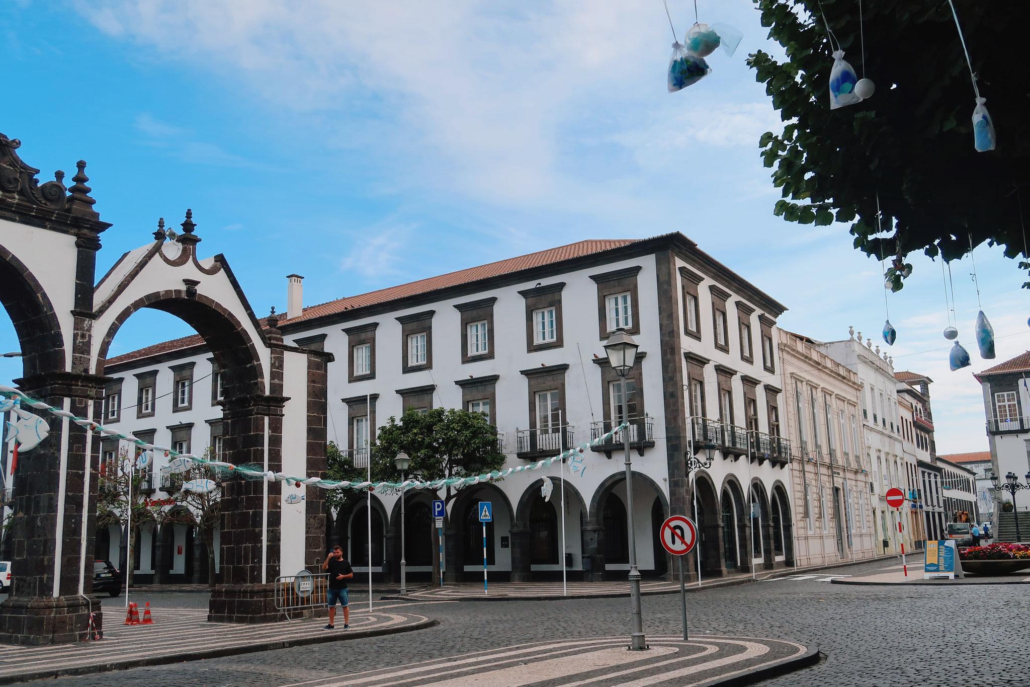 Altstadt von Ponta Delgada - Sao Miguel