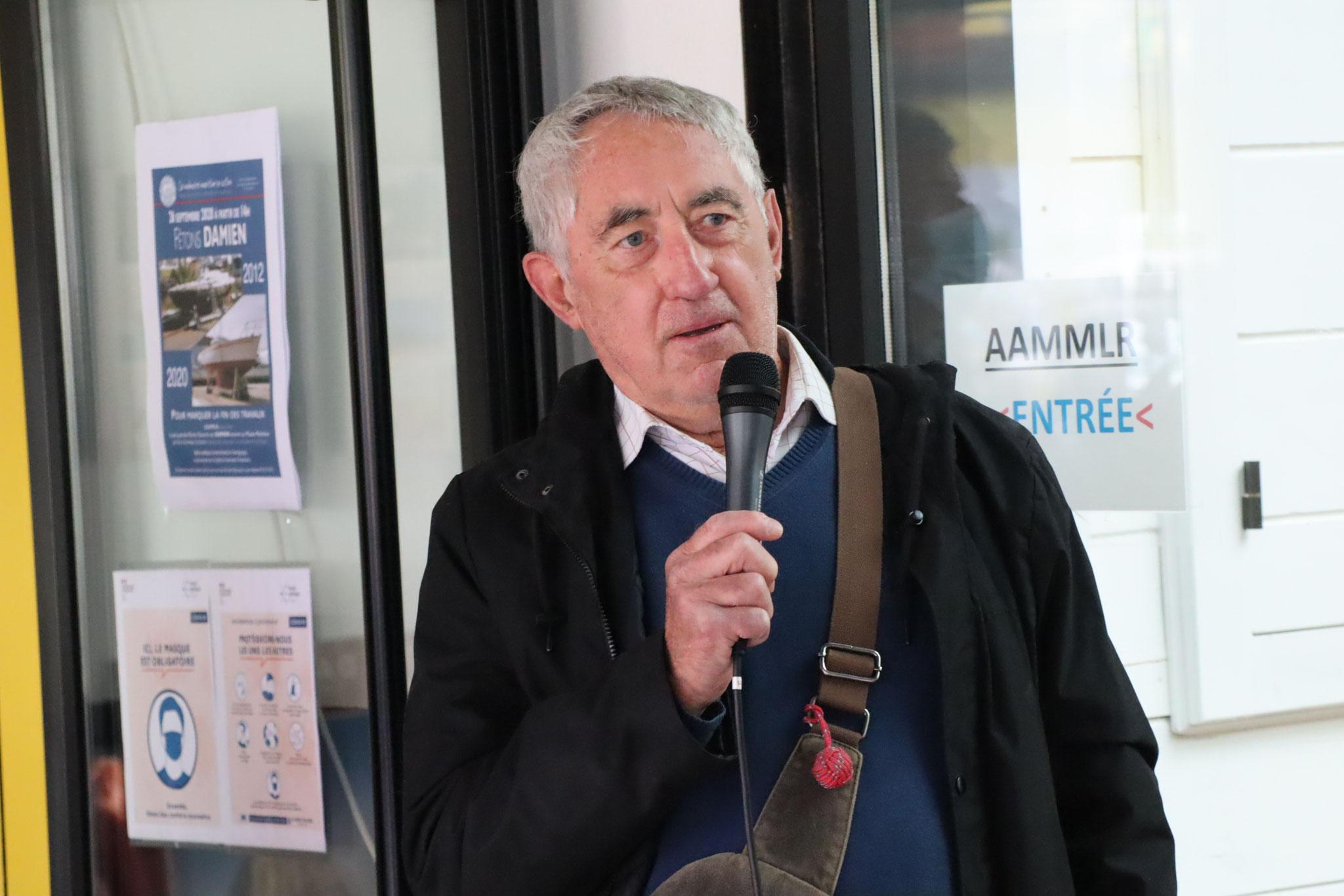 Alain Barrès