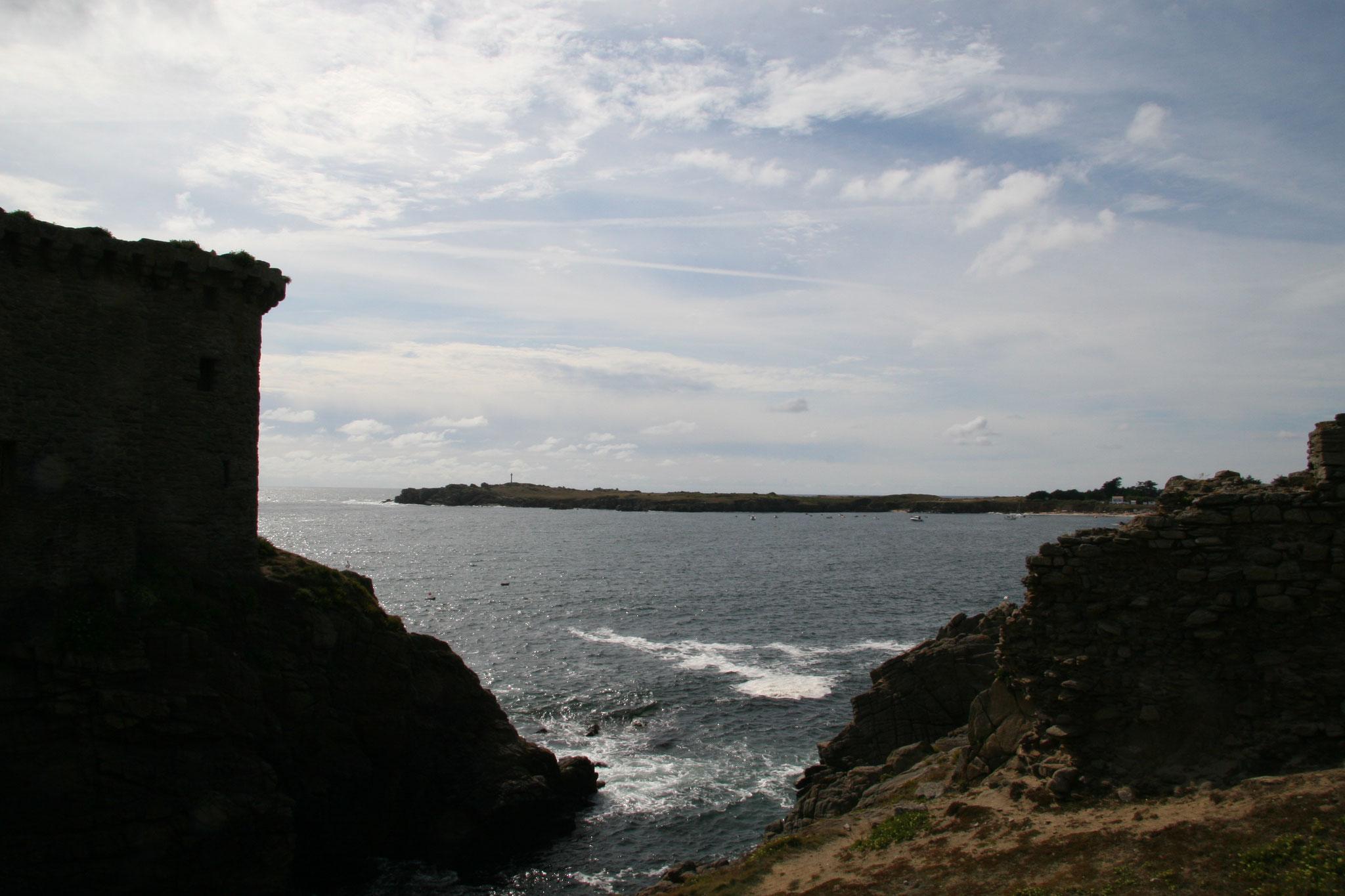 L'Anse du Vieux Château