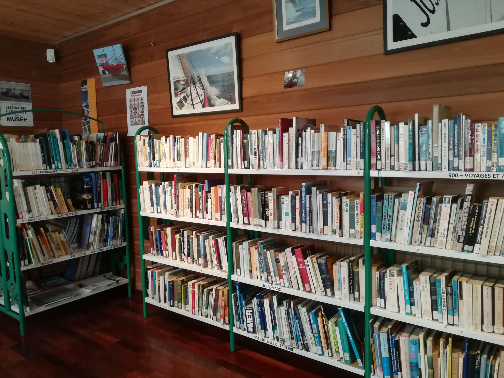 La bibliothèque maritime