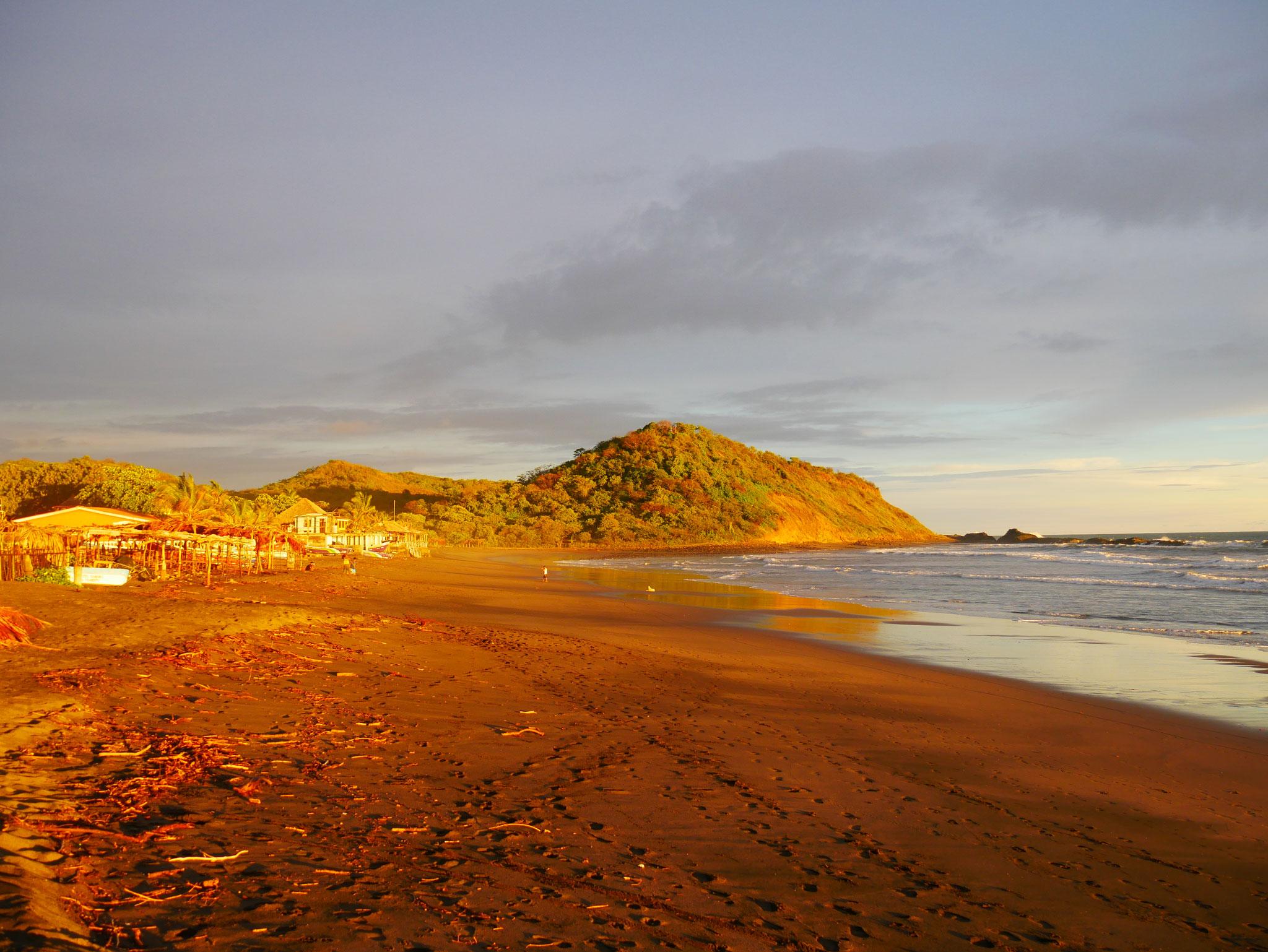 Playa El Transito, Nicaragua