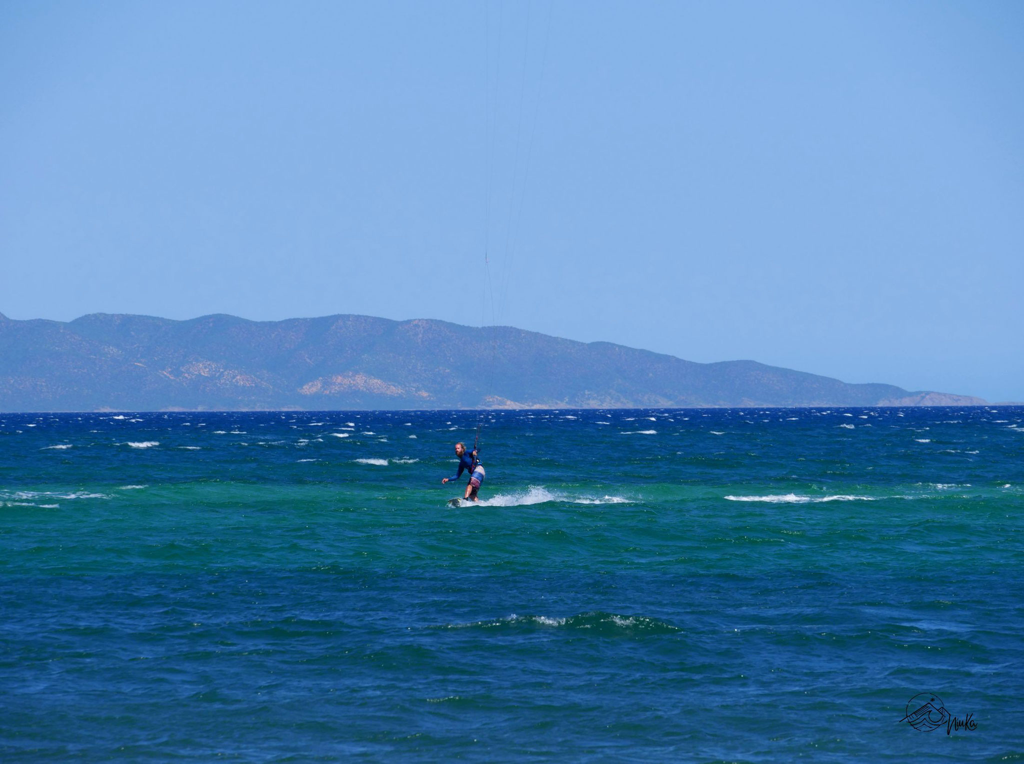 Kiteboarding in la Ventana