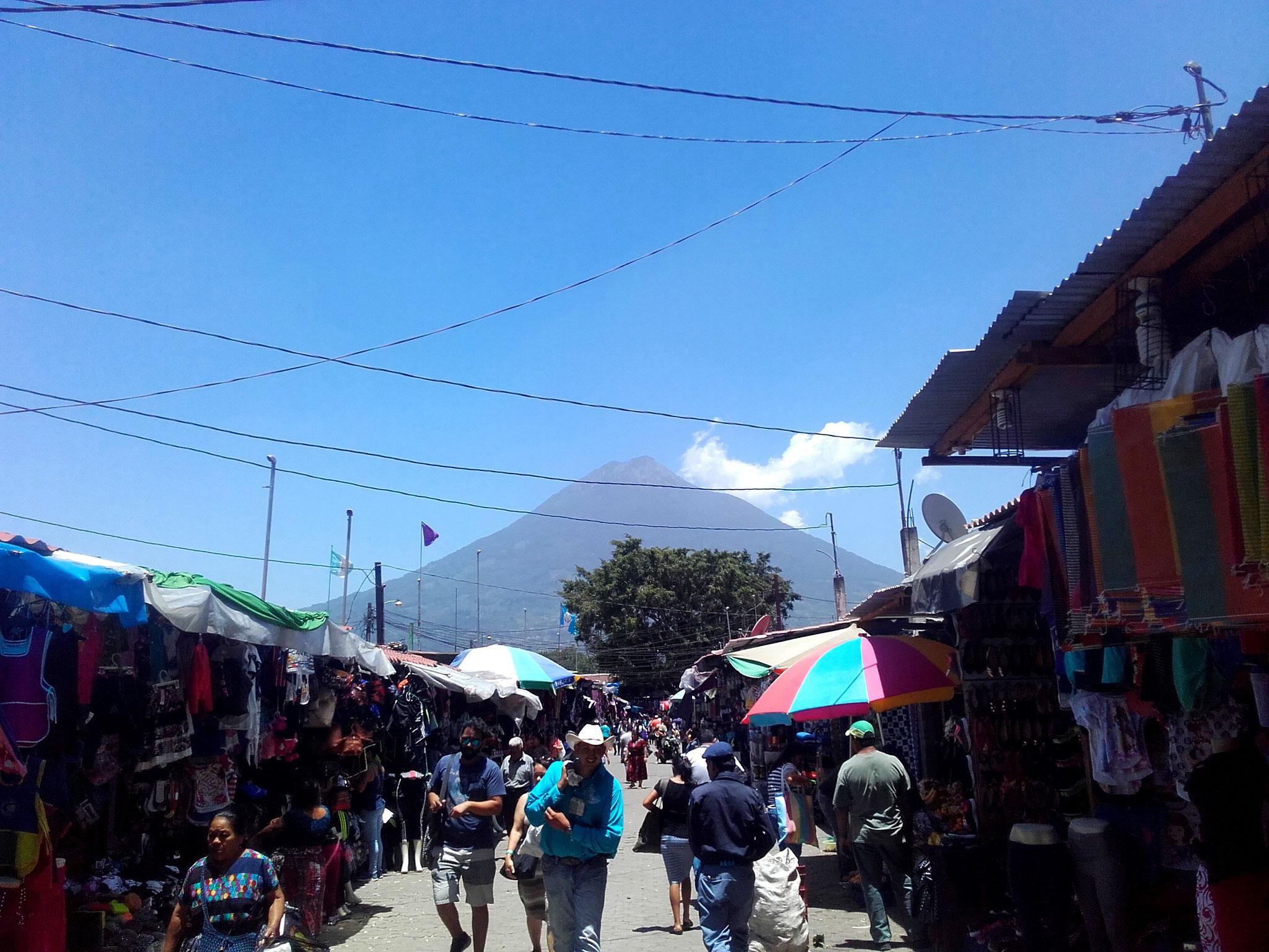 Mercado Central Antigua
