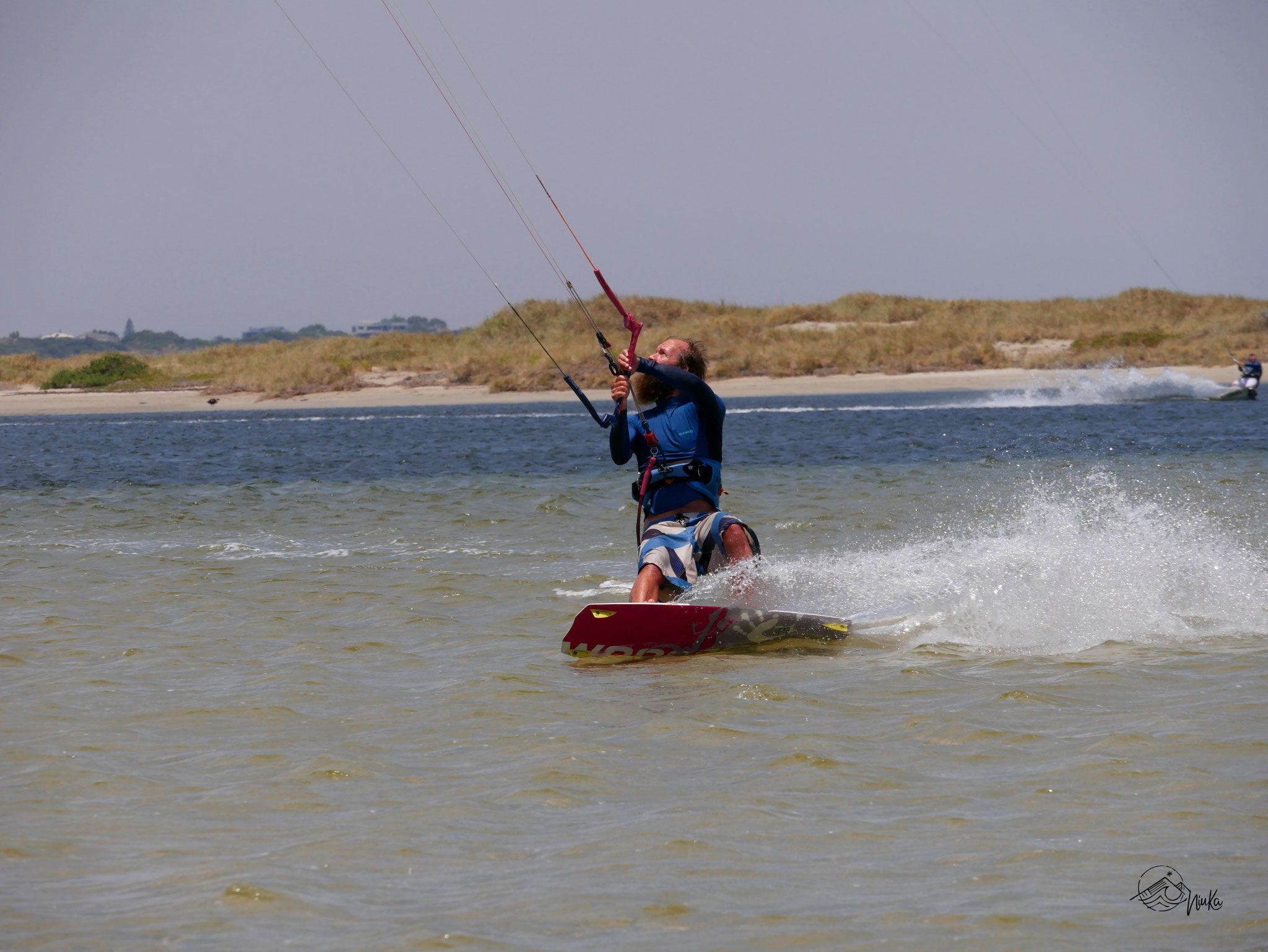 Kitesurfen in Safety Bay