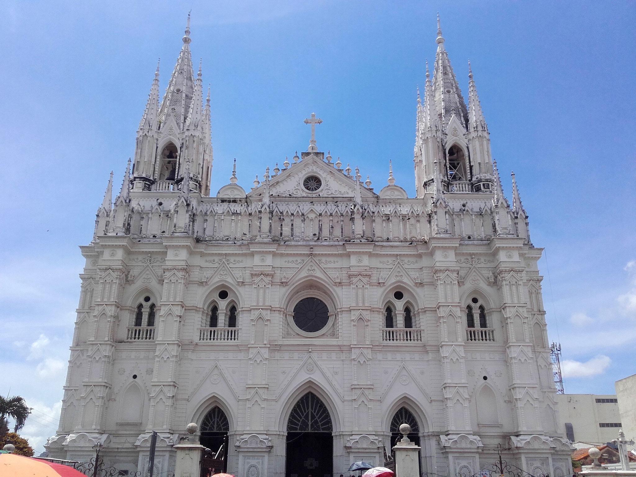 Kirche Santa Ana